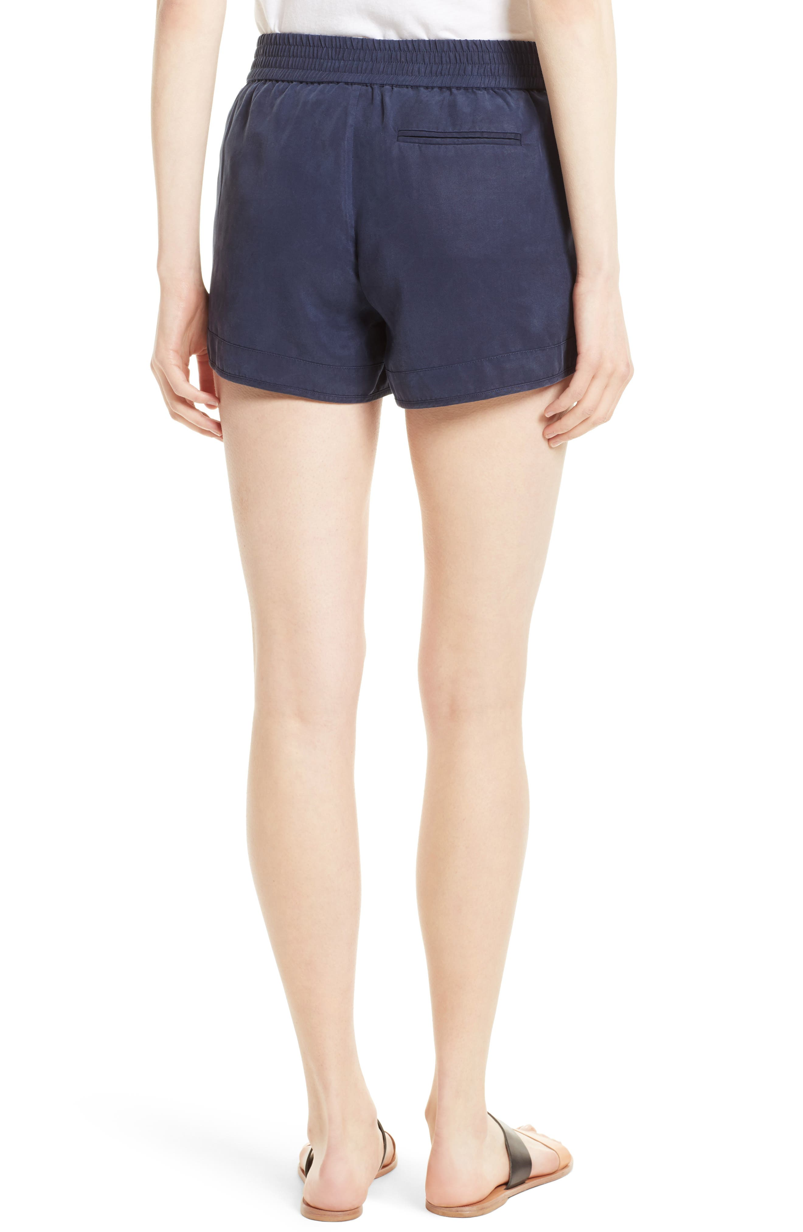 Beso Woven Shorts,                             Alternate thumbnail 6, color,