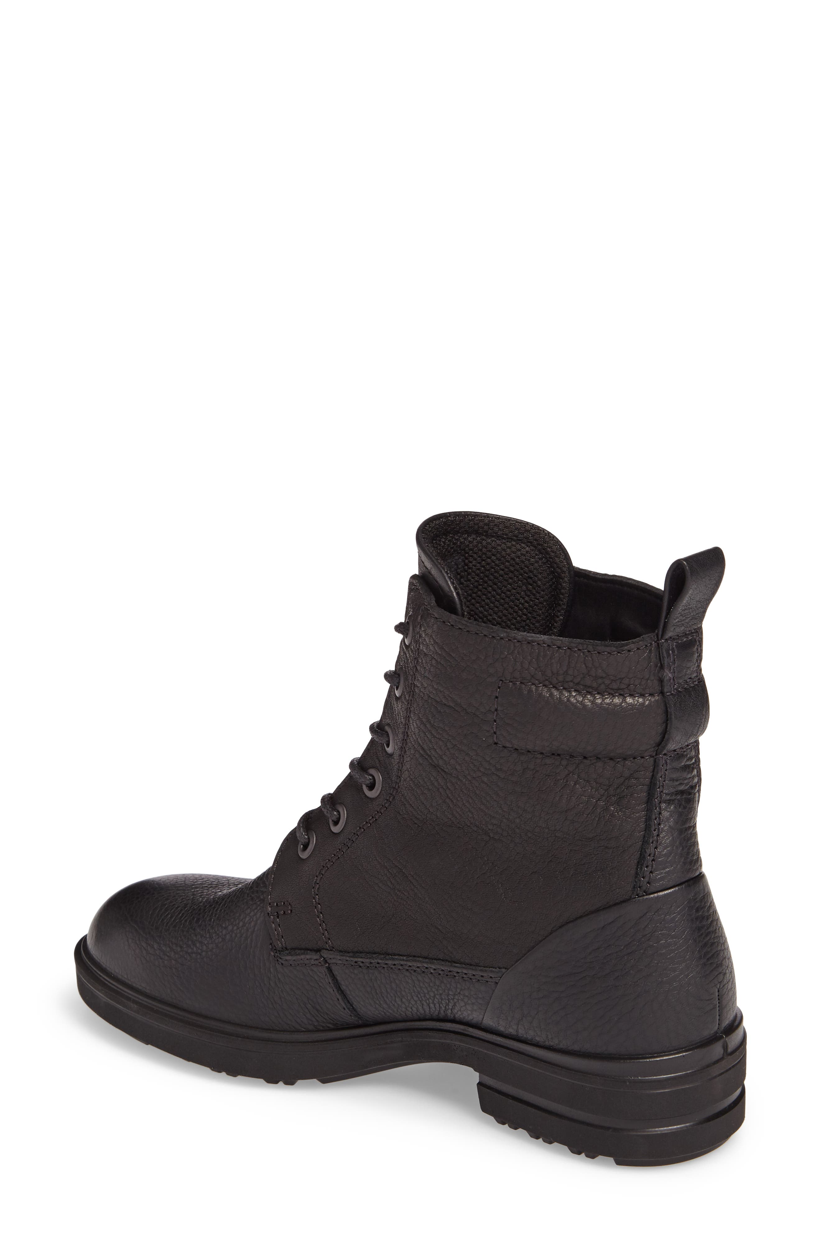 Zoe Lace-Up Boot,                             Alternate thumbnail 2, color,                             001