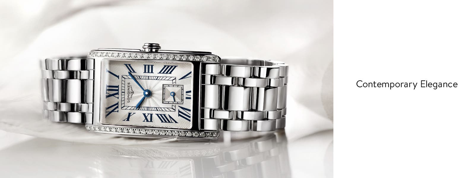 Women's watches: contemporary elegance.