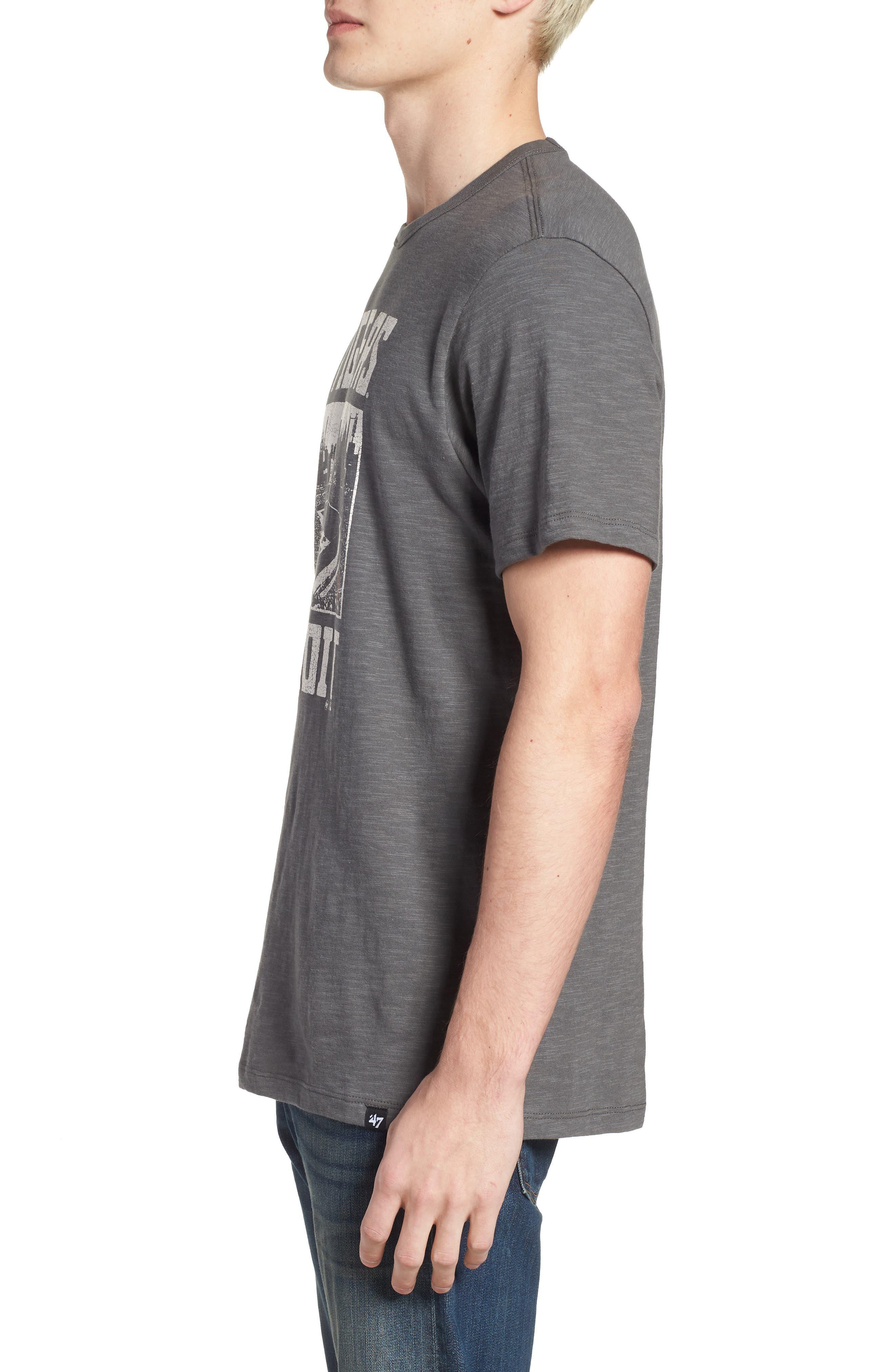MLB Overdrive Scrum Detroit Tigers T-Shirt,                             Alternate thumbnail 3, color,                             SUBMARINE
