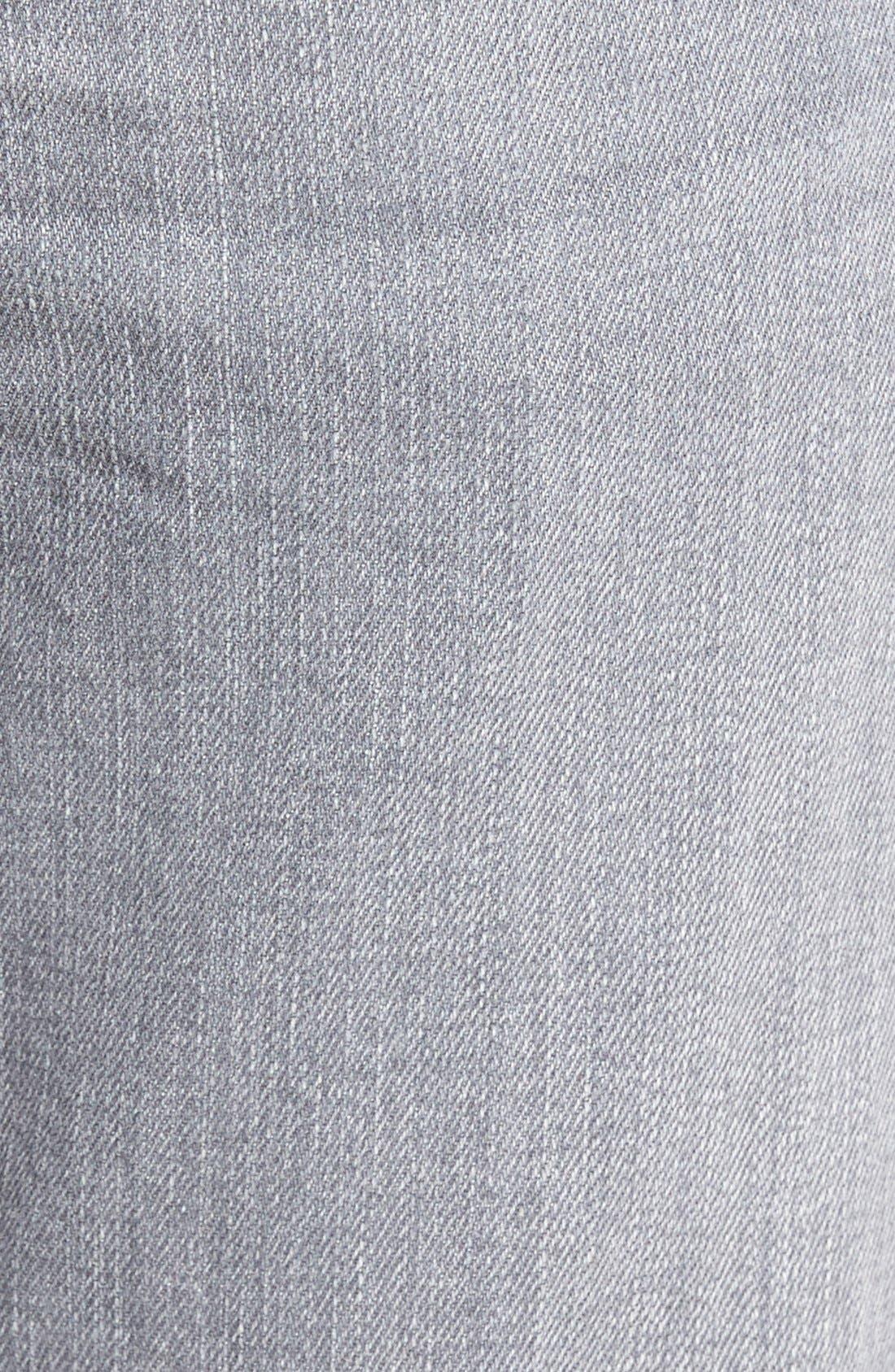 'Gage' Slim Straight Leg Jeans,                             Alternate thumbnail 4, color,                             AKRON