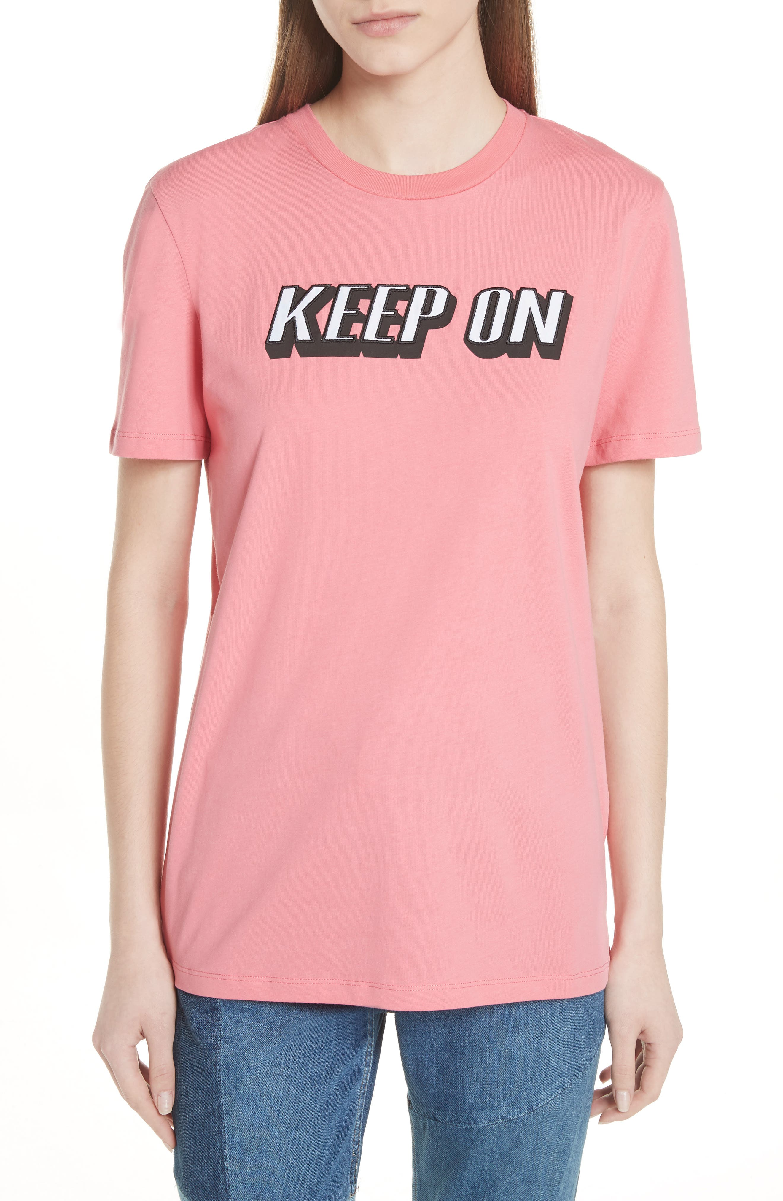 Keep on Dancing Tee,                         Main,                         color, 650