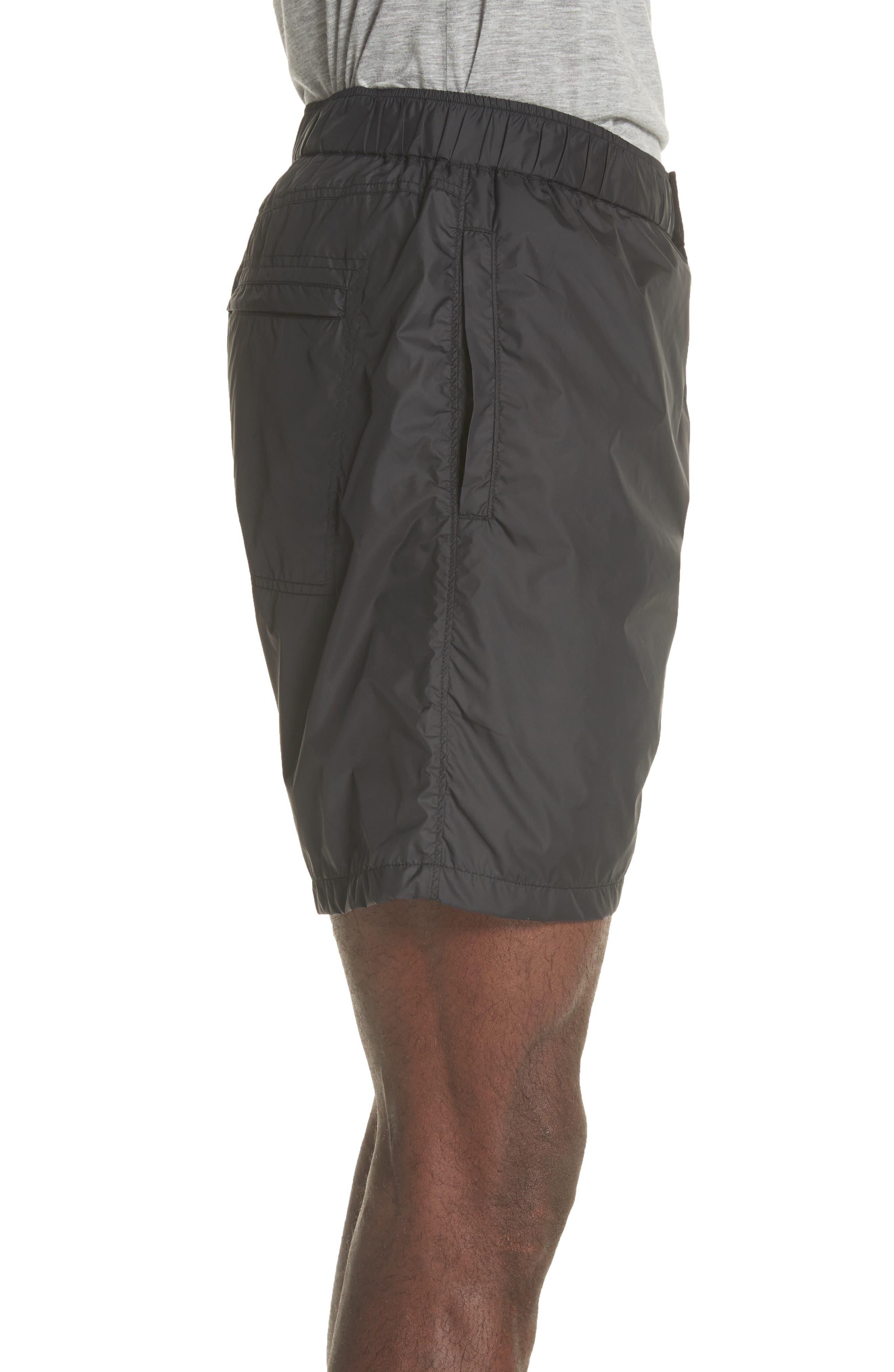 Trent Hybrid Shorts,                             Alternate thumbnail 3, color,                             001