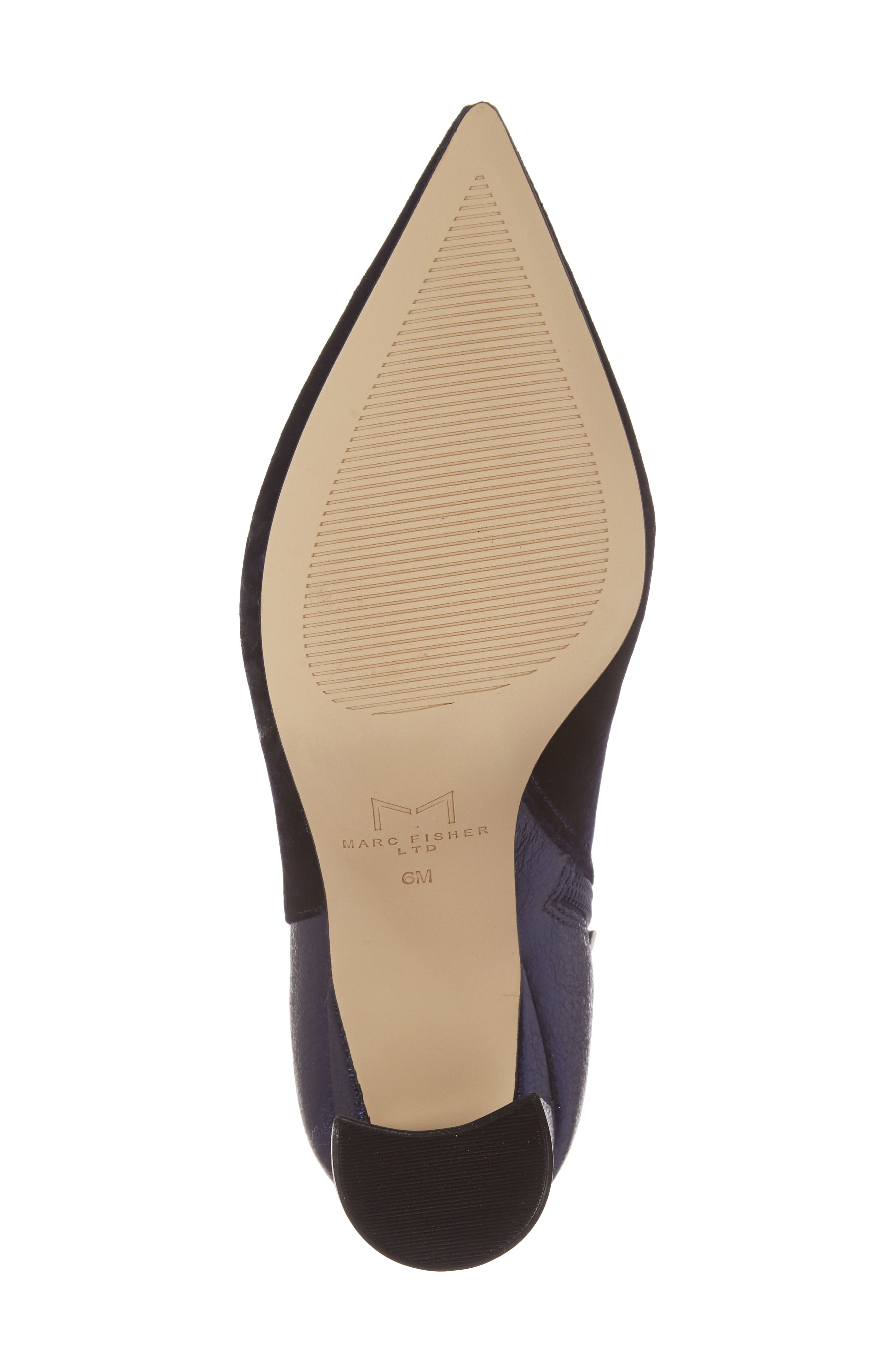 Harper Pointy Toe Bootie,                             Alternate thumbnail 18, color,