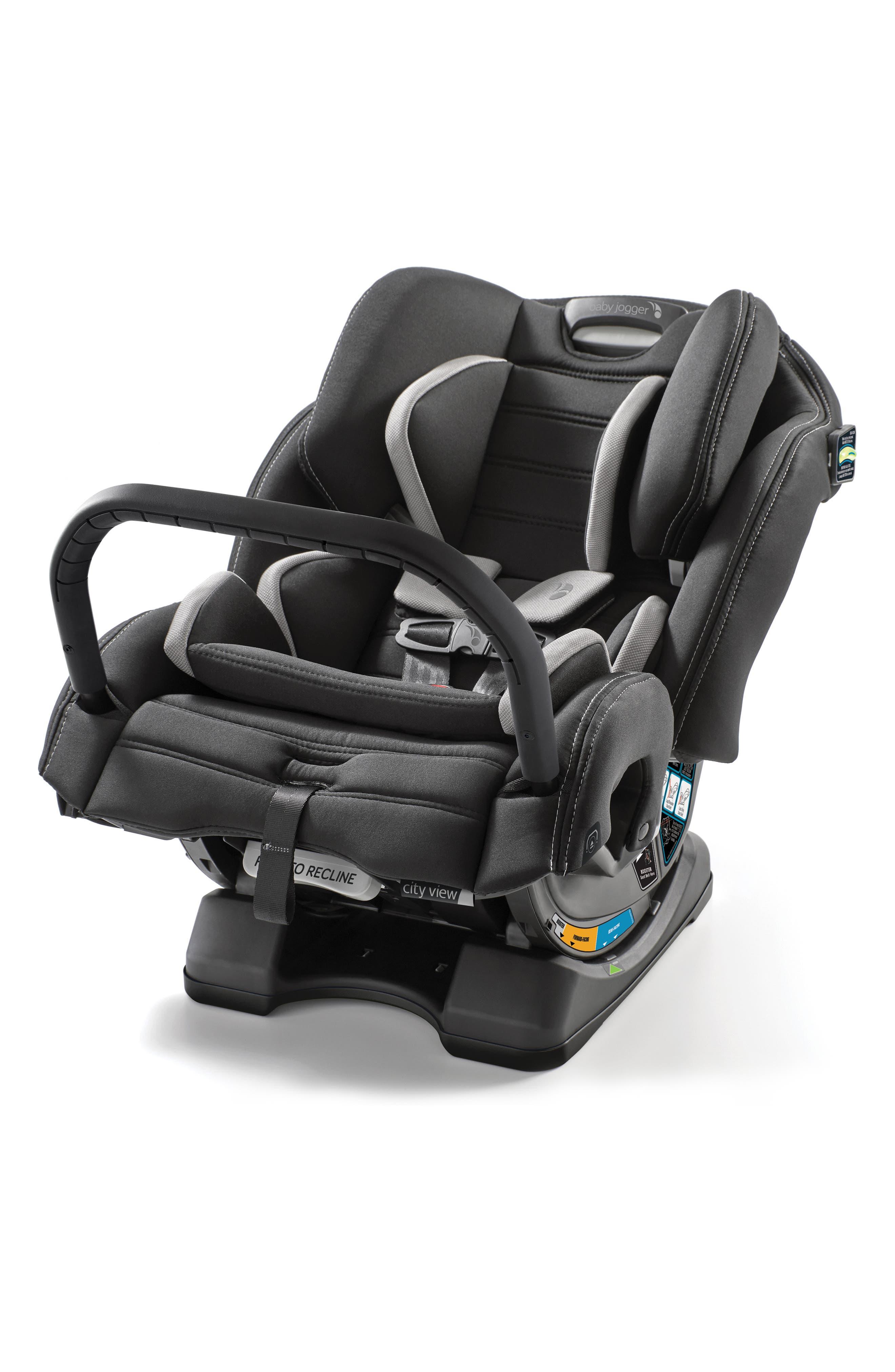 City View 2018 Convertible Car Seat,                             Alternate thumbnail 4, color,                             BLACK/ MONUMENT