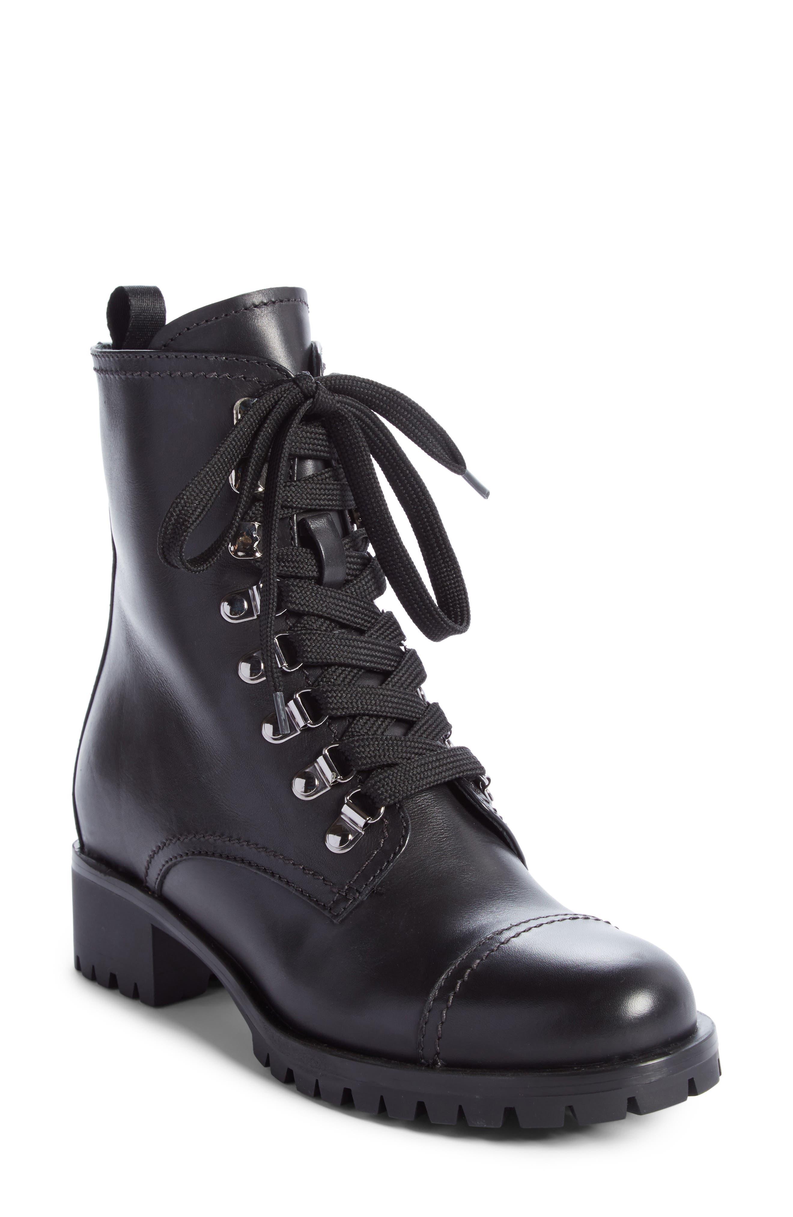 Combat Boot,                             Main thumbnail 1, color,                             001
