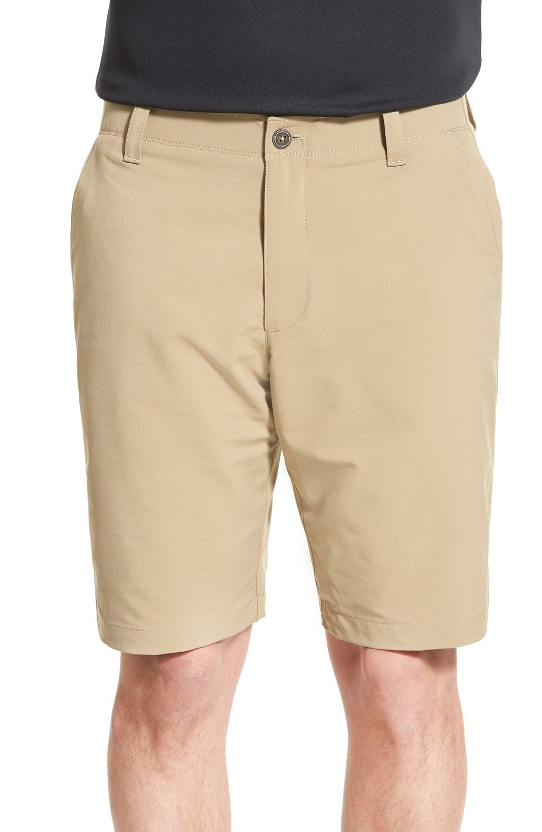 'Matchplay' Moisture Wicking Golf Shorts,                             Main thumbnail 2, color,