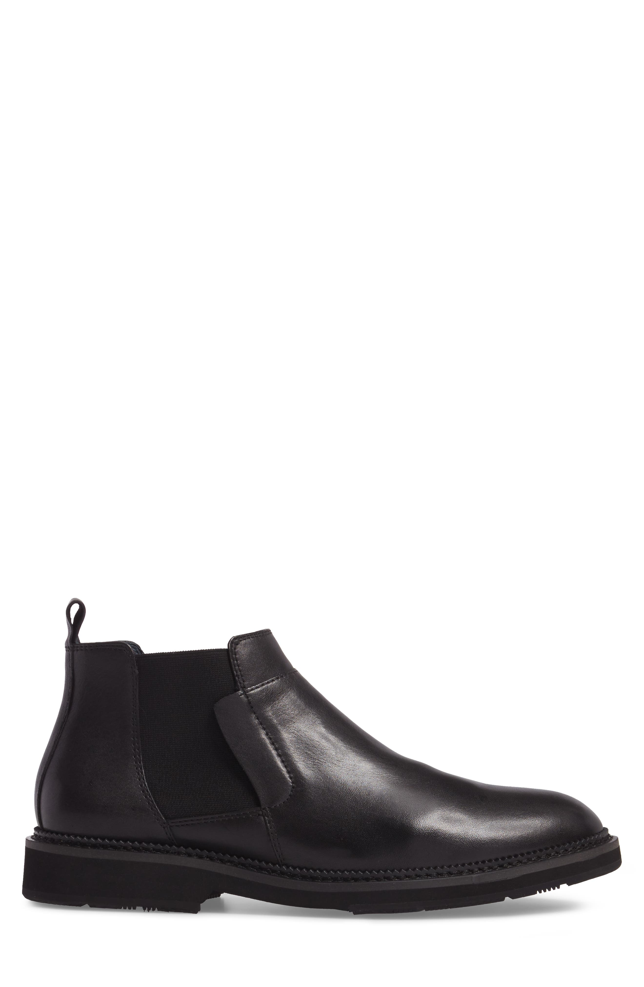 ZANZARA,                             Garrad Chelsea Boot,                             Alternate thumbnail 3, color,                             001