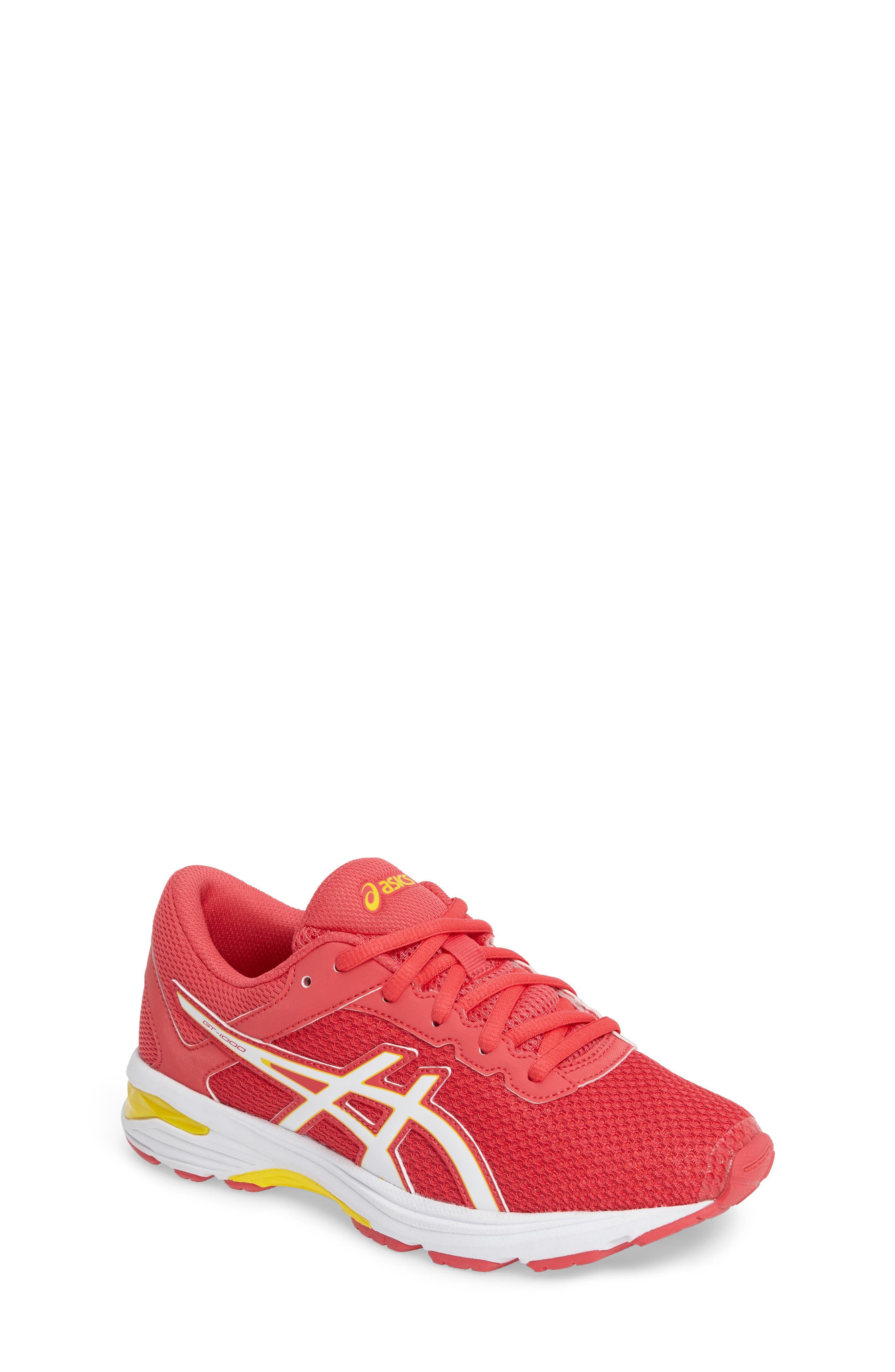 Asics GT-1000<sup>™</sup> 6 GS Sneaker,                             Main thumbnail 5, color,