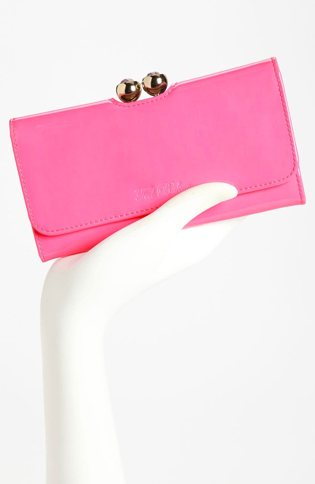 'Crystal Bobble' Matinee Wallet,                             Alternate thumbnail 22, color,
