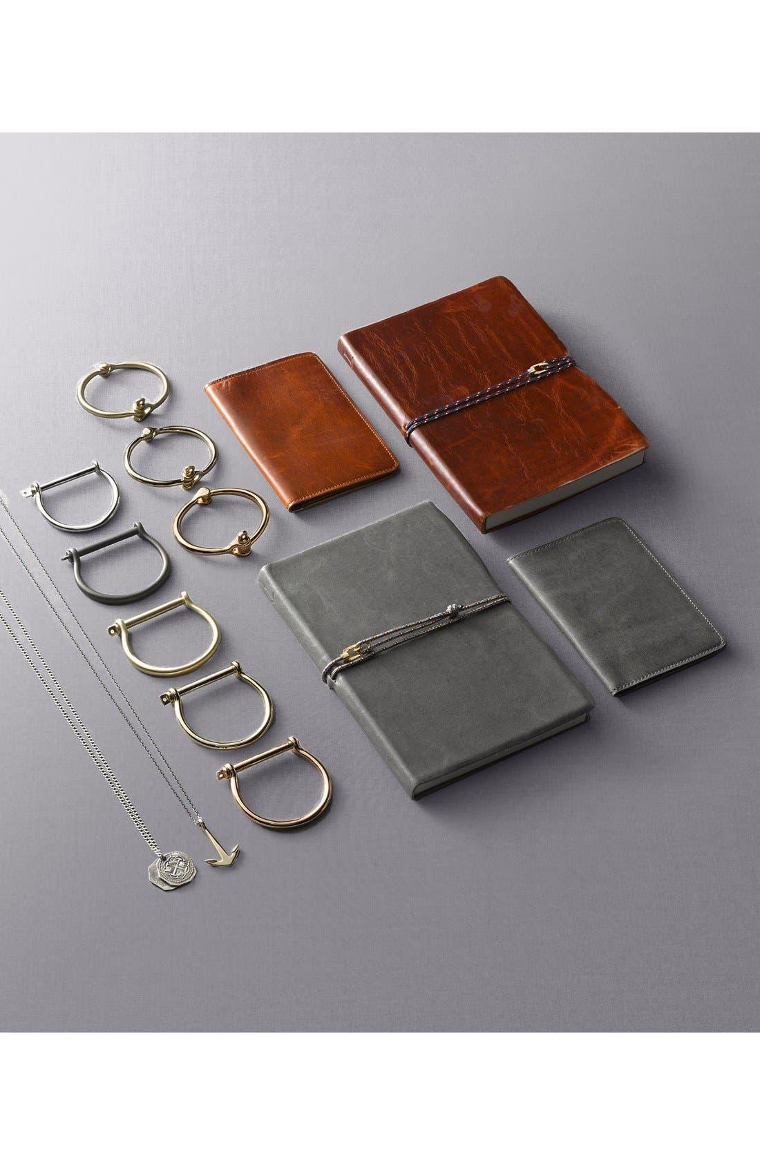 MIANSAI 'Noir' Screw Cuff Bracelet, Main, color, 681