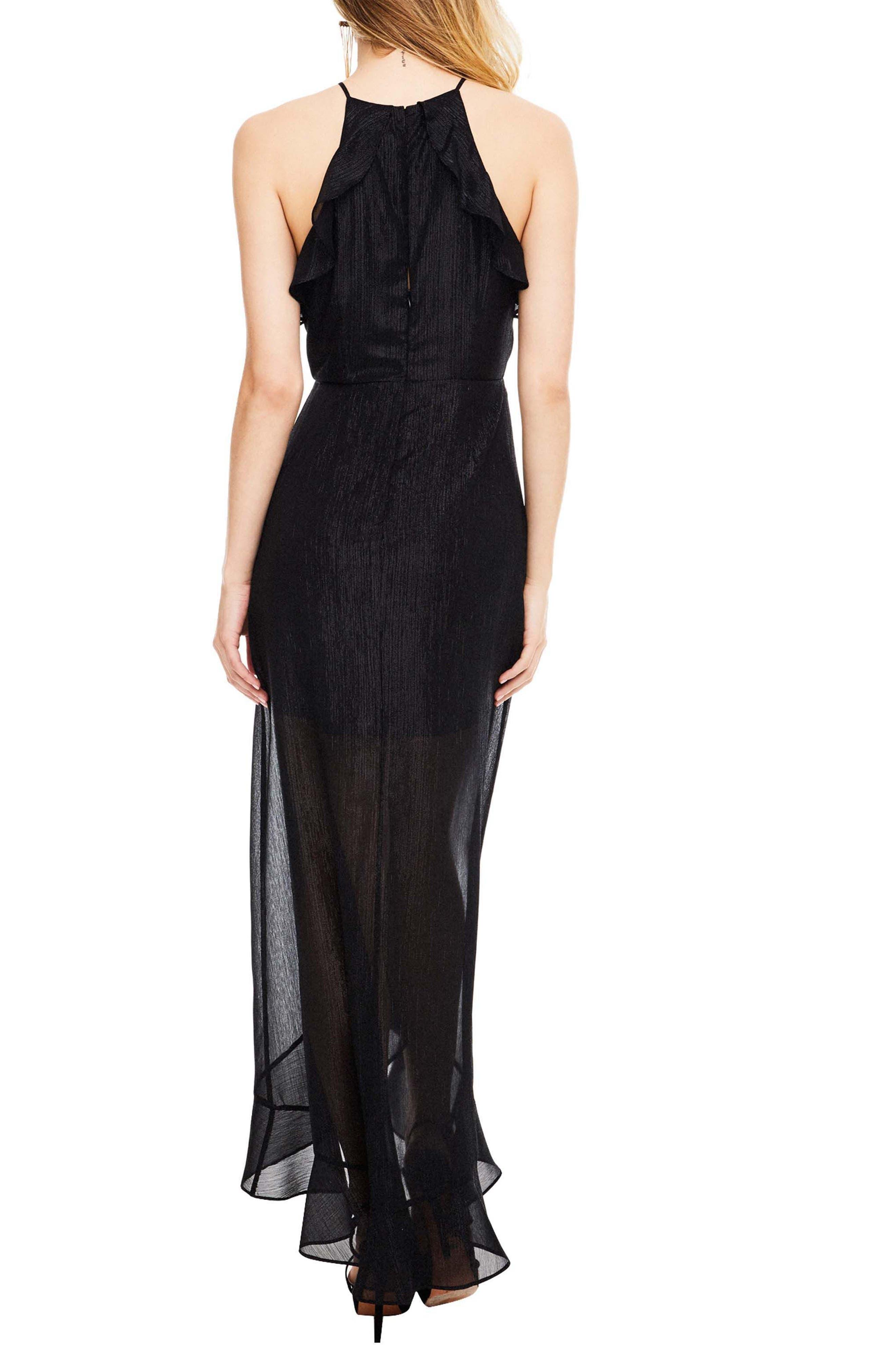 Arielle Maxi Dress,                             Alternate thumbnail 3, color,