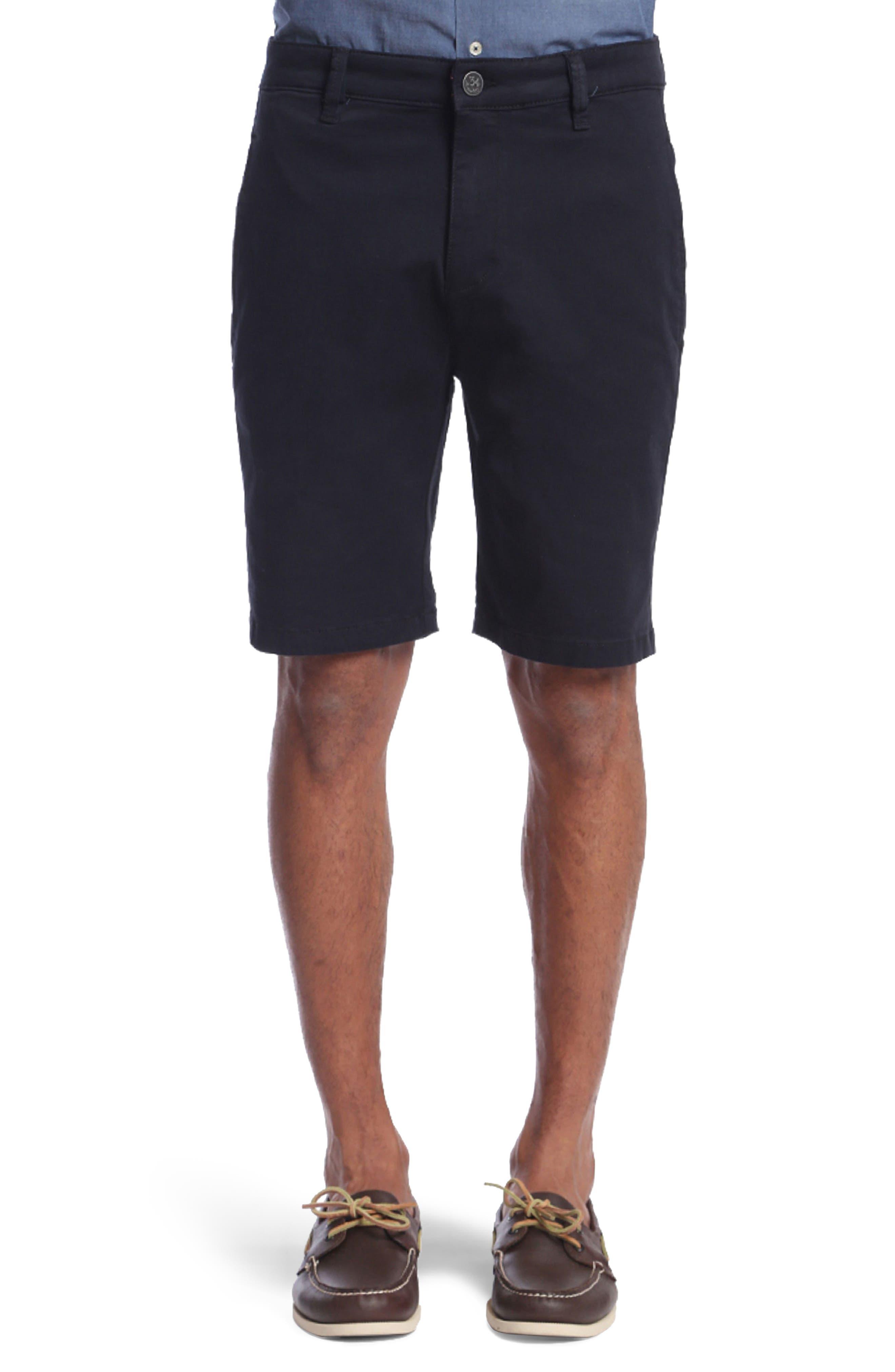 Nevada Twill Shorts,                         Main,                         color, BLUE