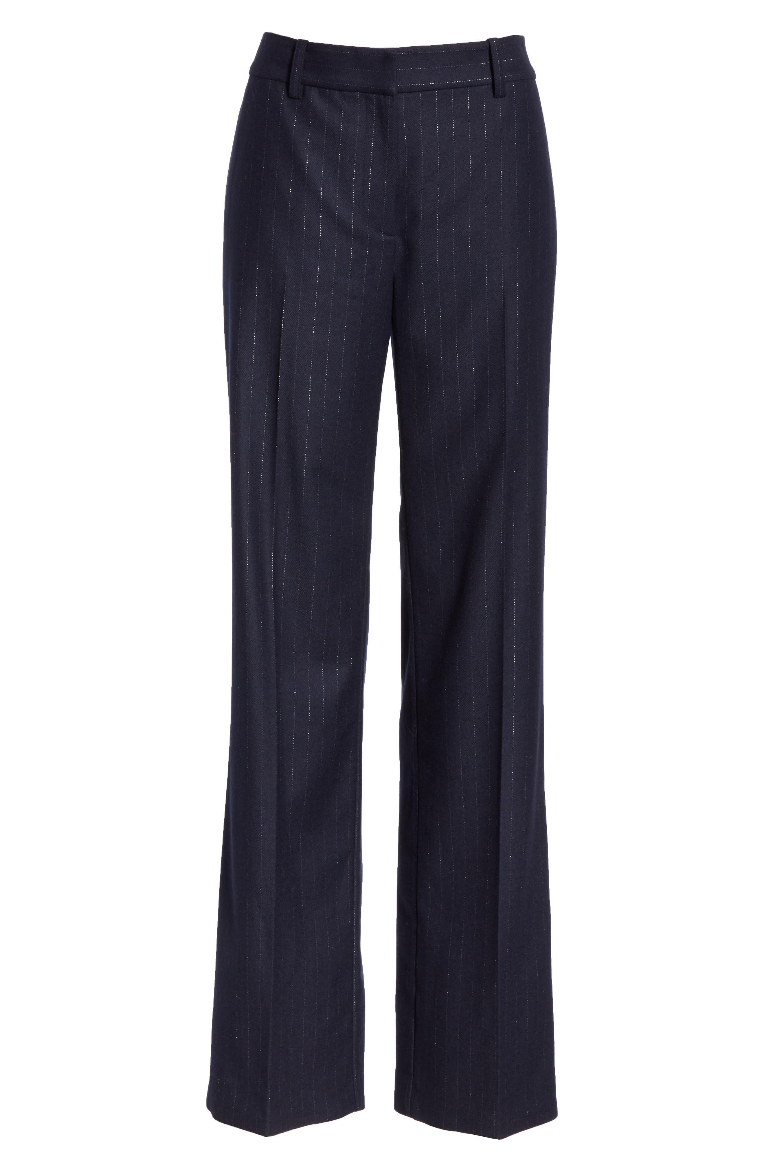 Hagan Trousers,                             Alternate thumbnail 7, color,                             NAVY