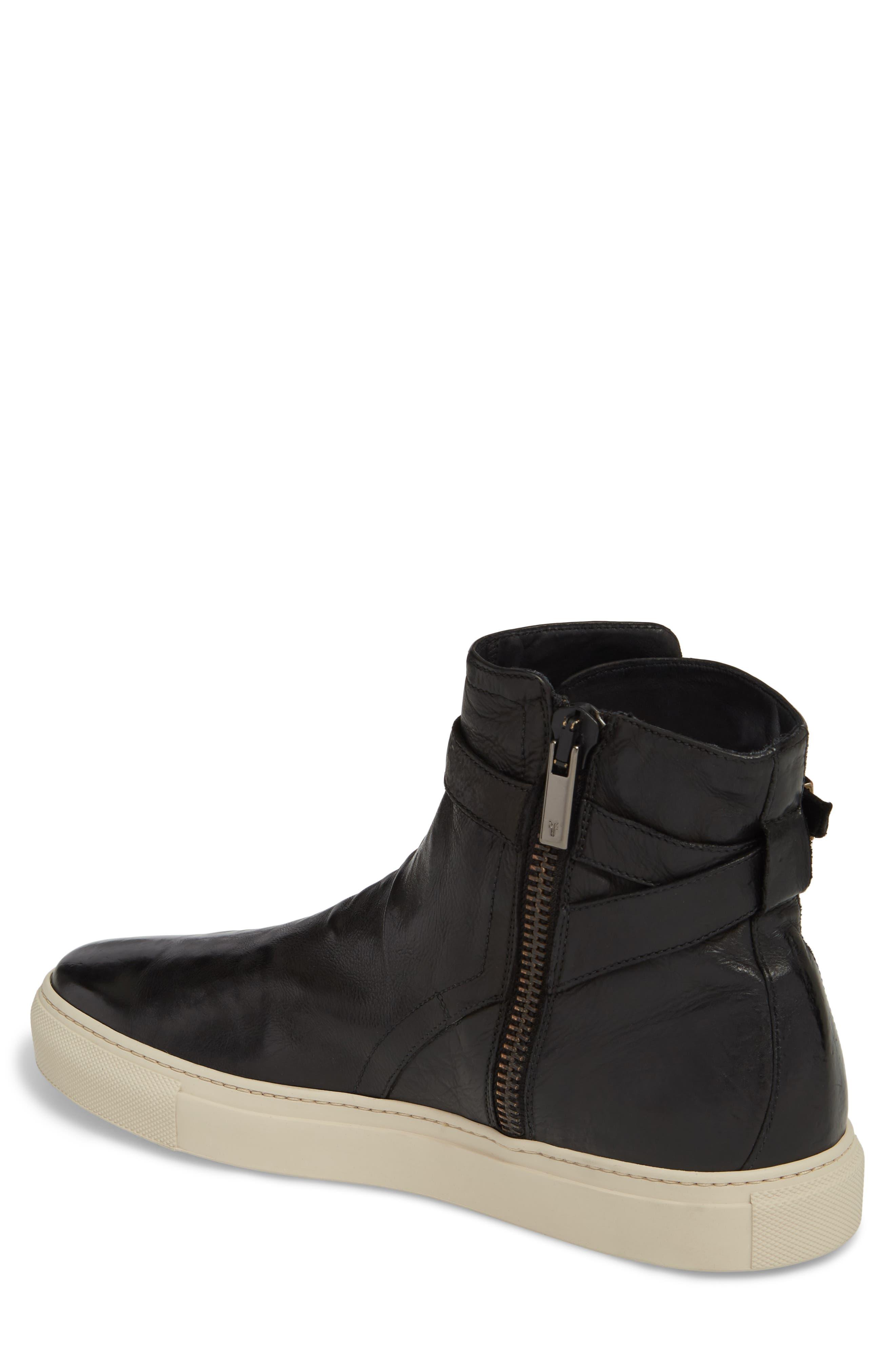 Owen Jodhpur High Top Sneaker,                             Alternate thumbnail 3, color,