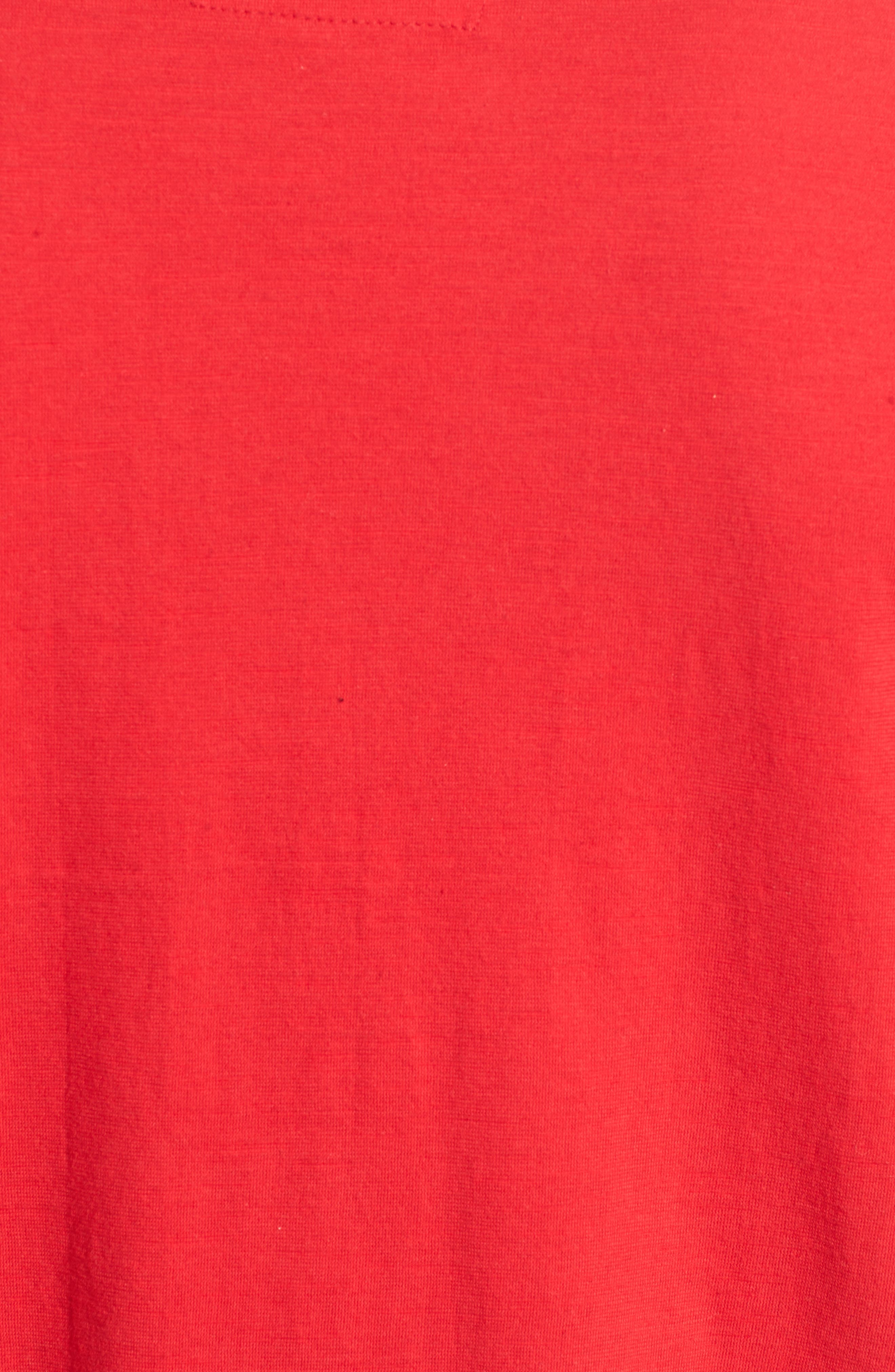 'Cincinnati Reds - Twofold' Crewneck T-Shirt,                             Alternate thumbnail 2, color,                             600