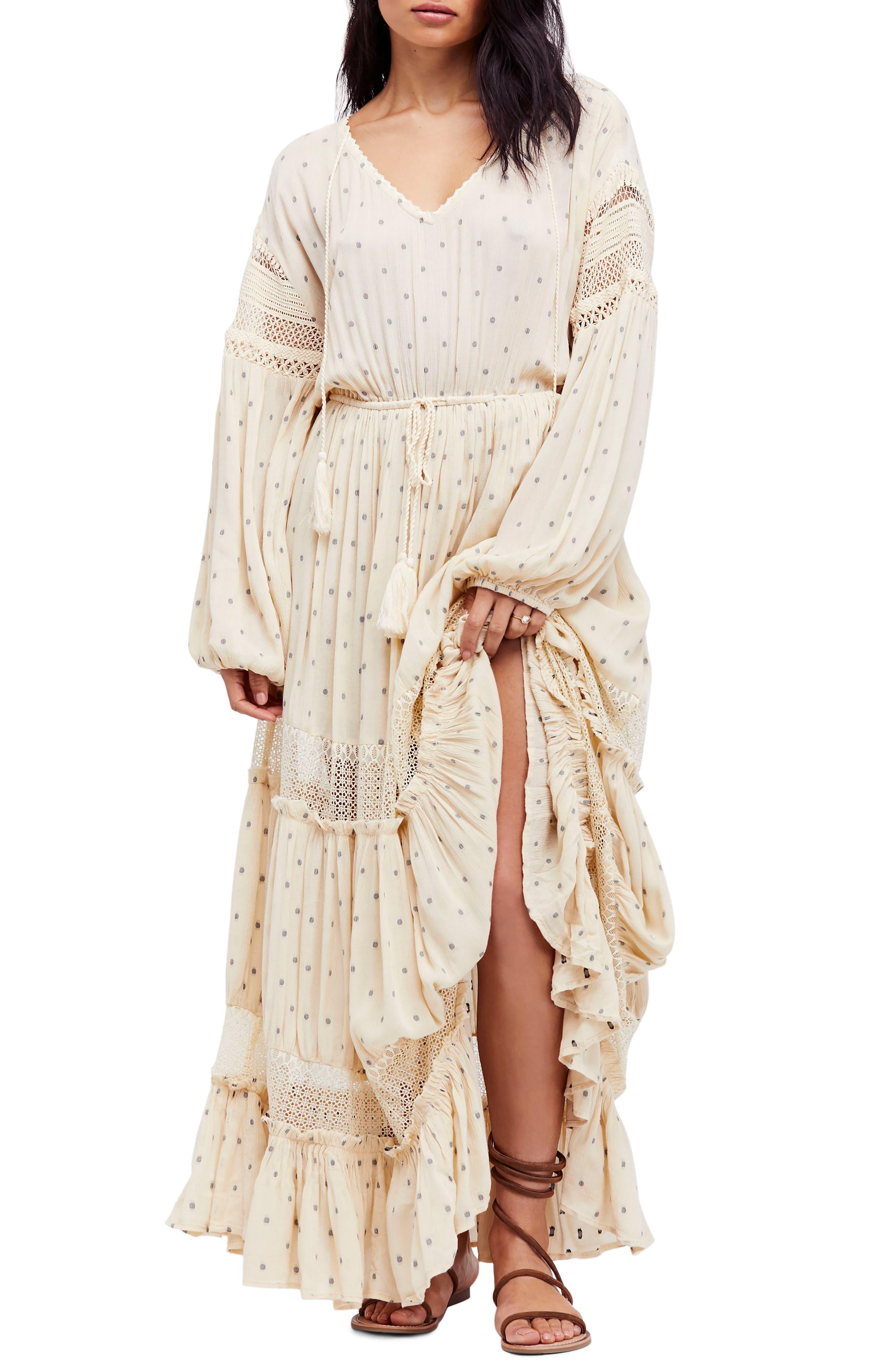 Sada Maxi Dress,                             Alternate thumbnail 5, color,                             903