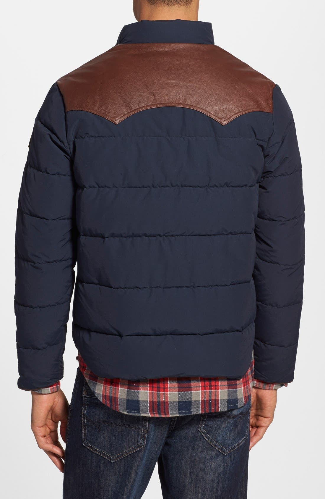 'Stapleton' Down Jacket,                             Alternate thumbnail 3, color,                             410