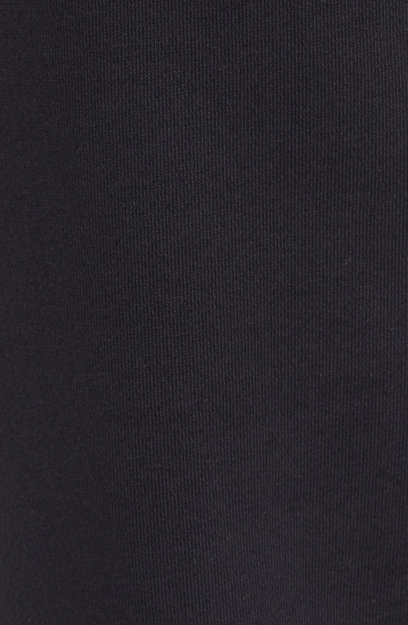 Icon Fleece Pants,                             Alternate thumbnail 5, color,                             010