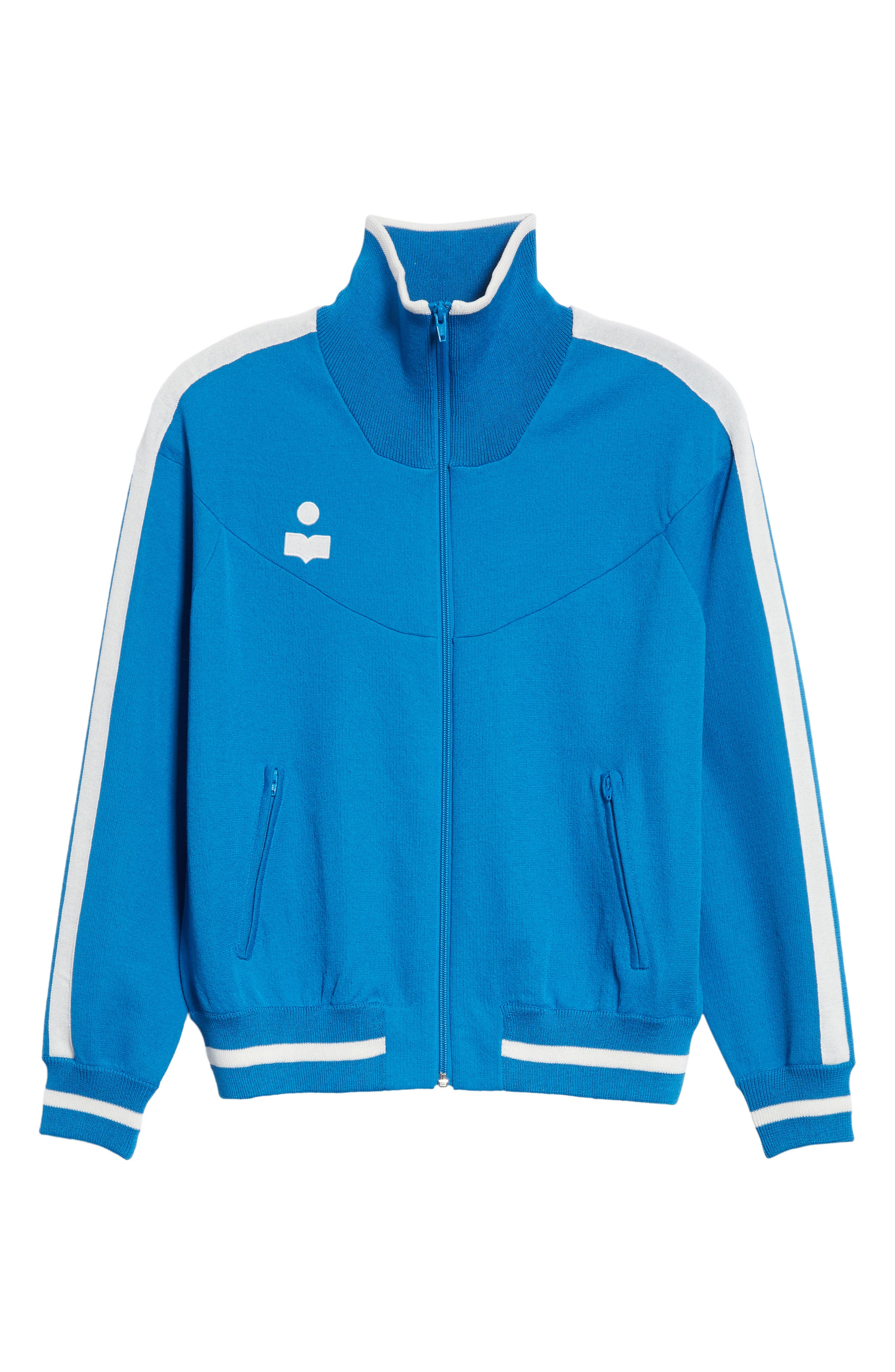 Darcy Track Jacket,                             Alternate thumbnail 6, color,                             400
