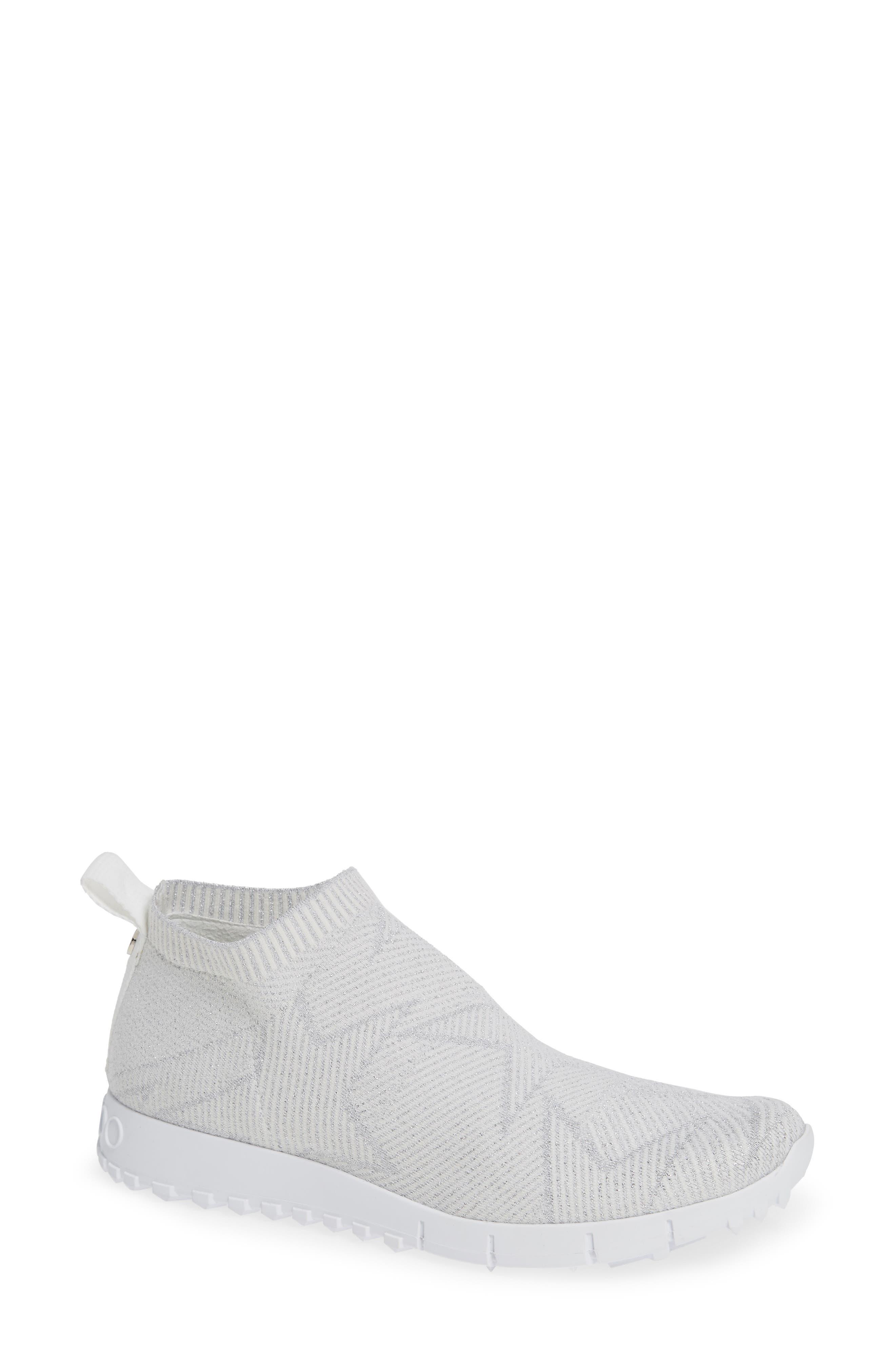 Norway Star Slip-On Sneaker,                             Main thumbnail 1, color,                             WHITE