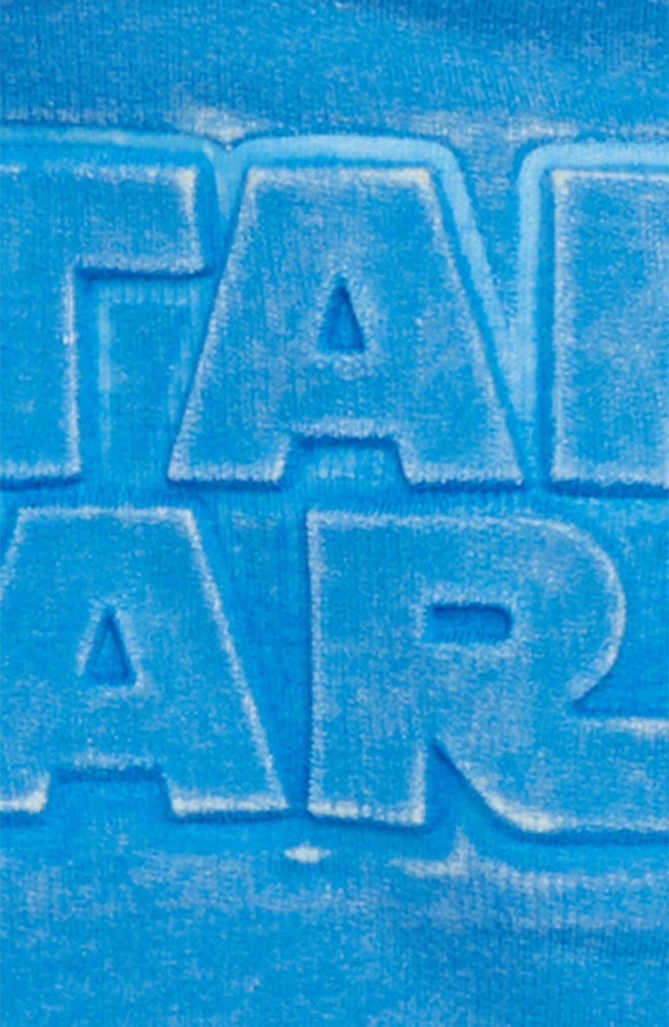 Star Wars Embossed Hoodie,                             Alternate thumbnail 2, color,                             400