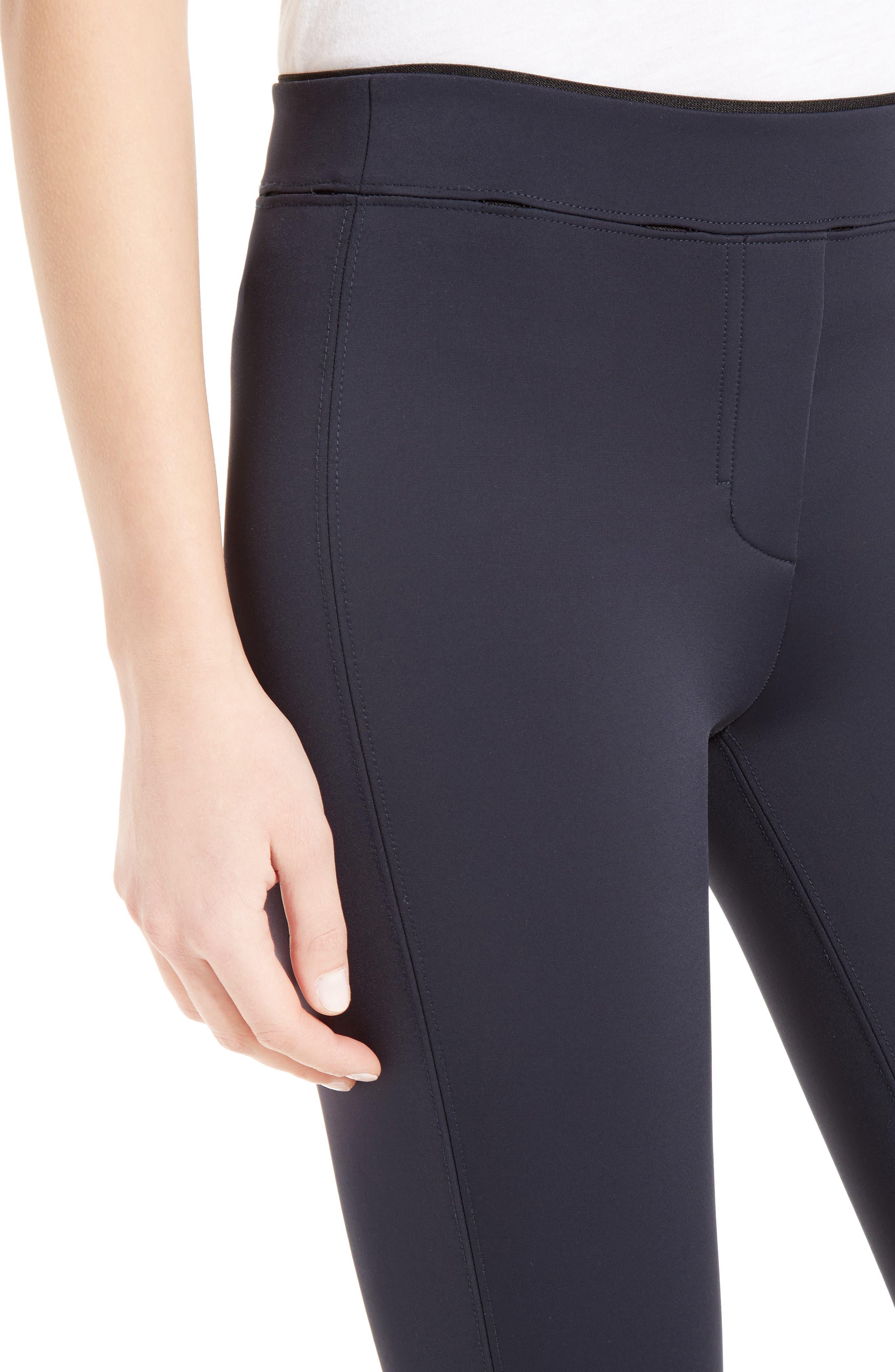 Technical Neoprene Pants,                             Alternate thumbnail 4, color,                             410