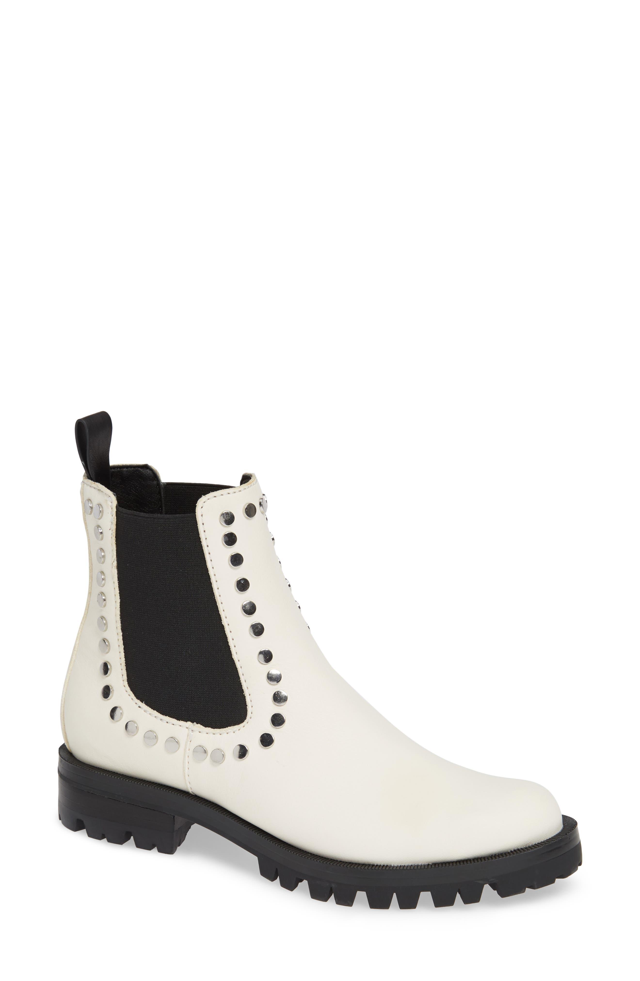 Dolce Vita Peton Boot, Ivory
