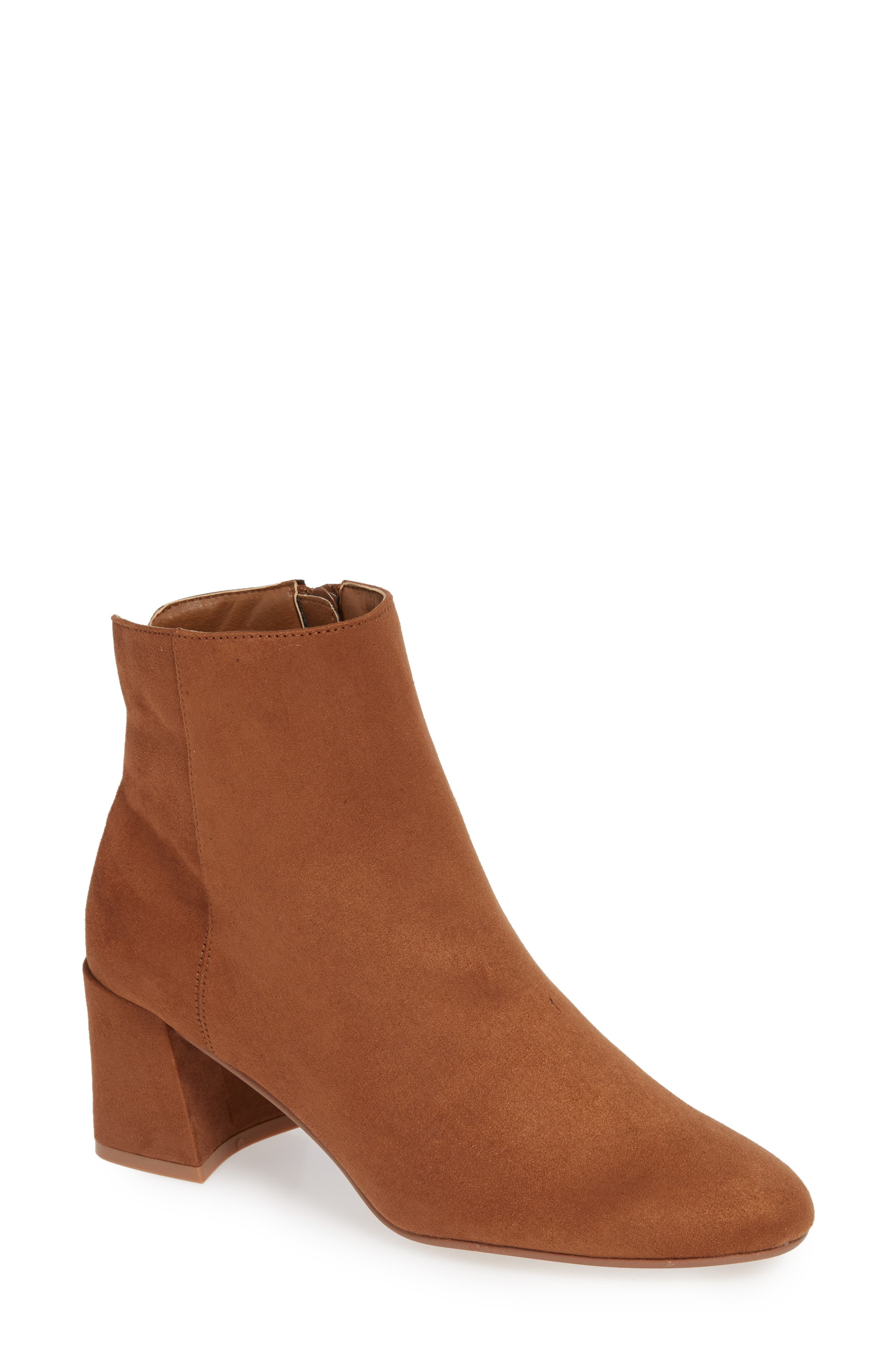 Chinese Laundry Daria Bootie- Brown