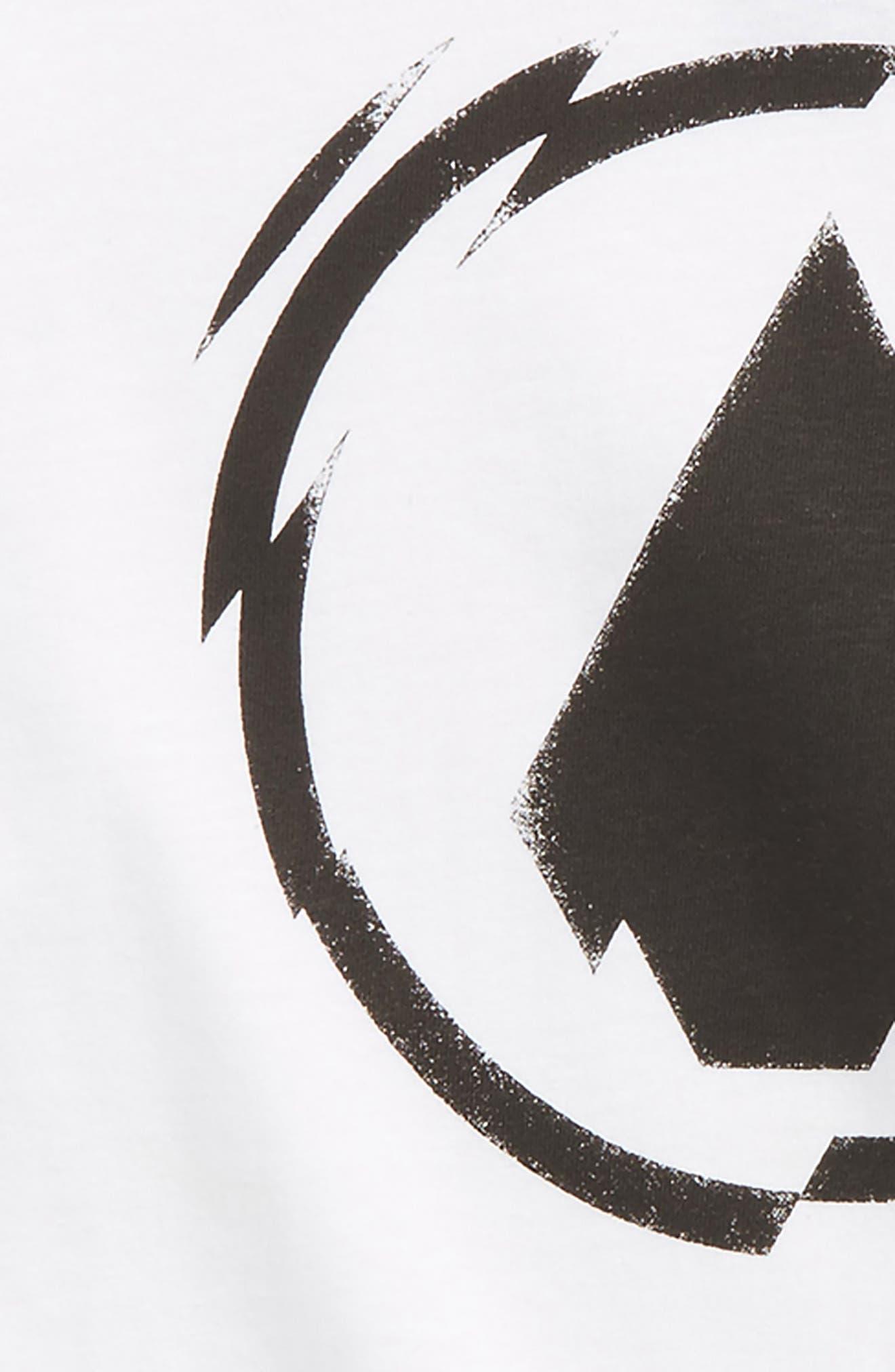 Shatter T-Shirt,                             Alternate thumbnail 2, color,                             100