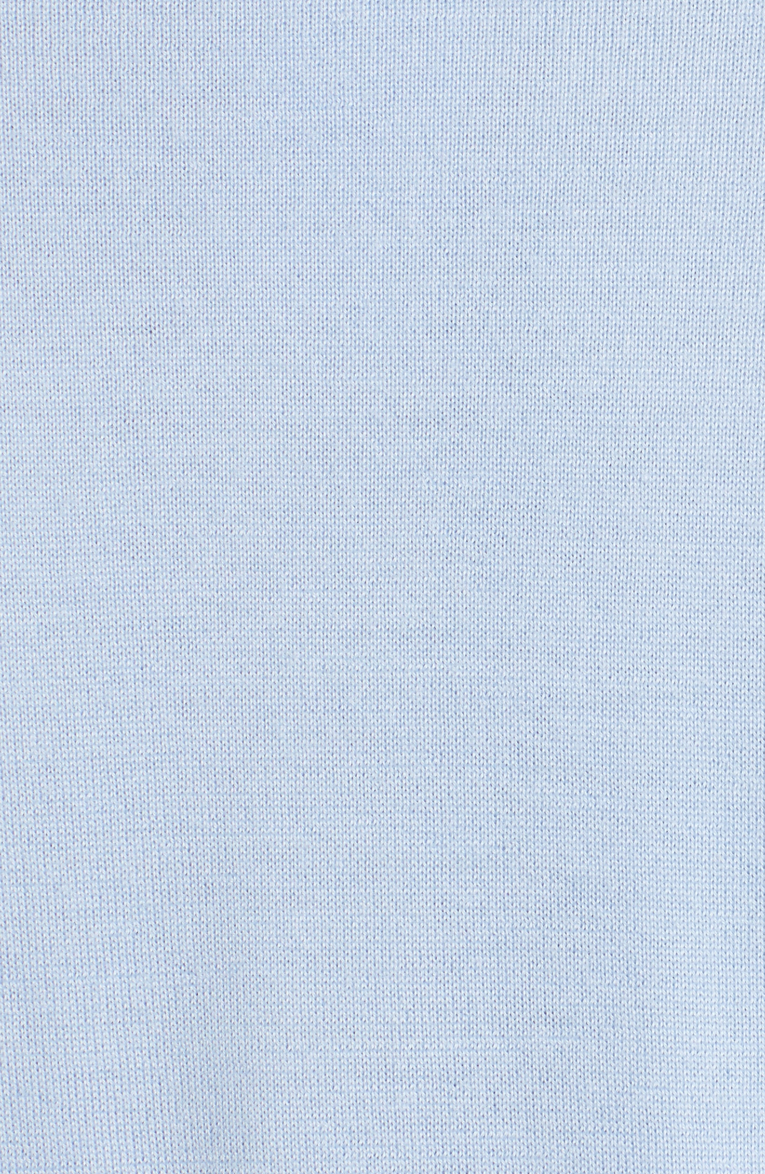 Embellished Cashmere & Silk Button Cardigan,                             Alternate thumbnail 5, color,                             450