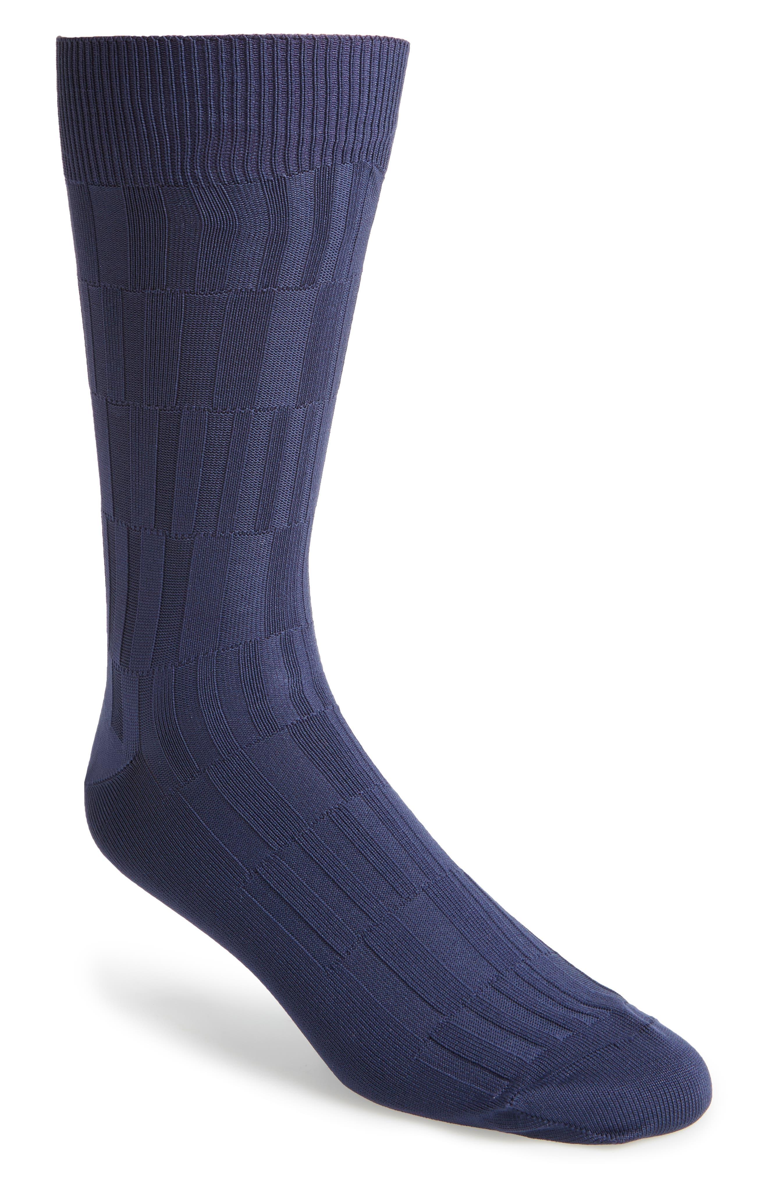 Bar Texture Socks,                             Main thumbnail 2, color,