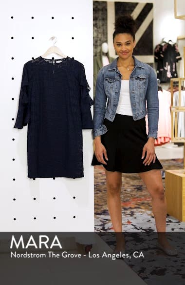 Into the Pines Shift Dress, sales video thumbnail
