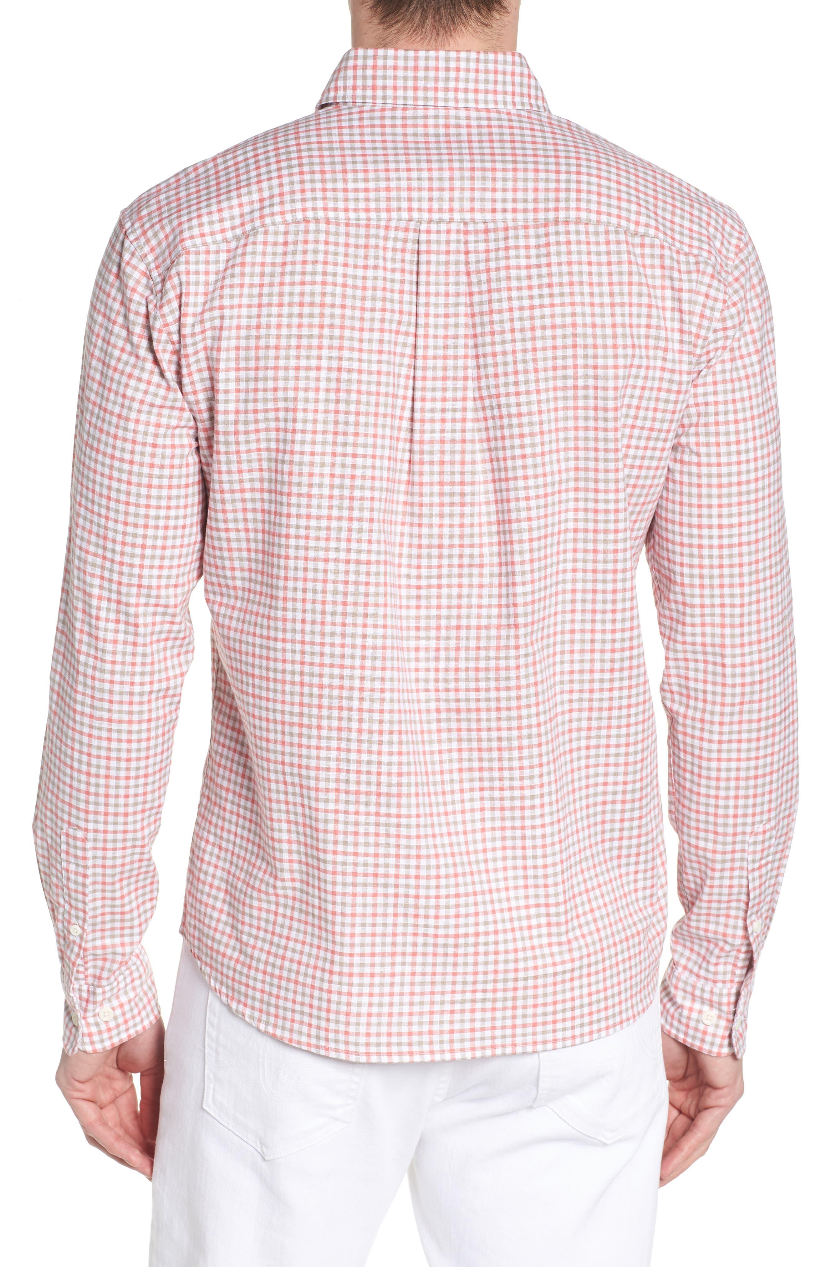 JOHNNIE-O,                             Driscoll Regular Fit Sport Shirt,                             Alternate thumbnail 2, color,                             630