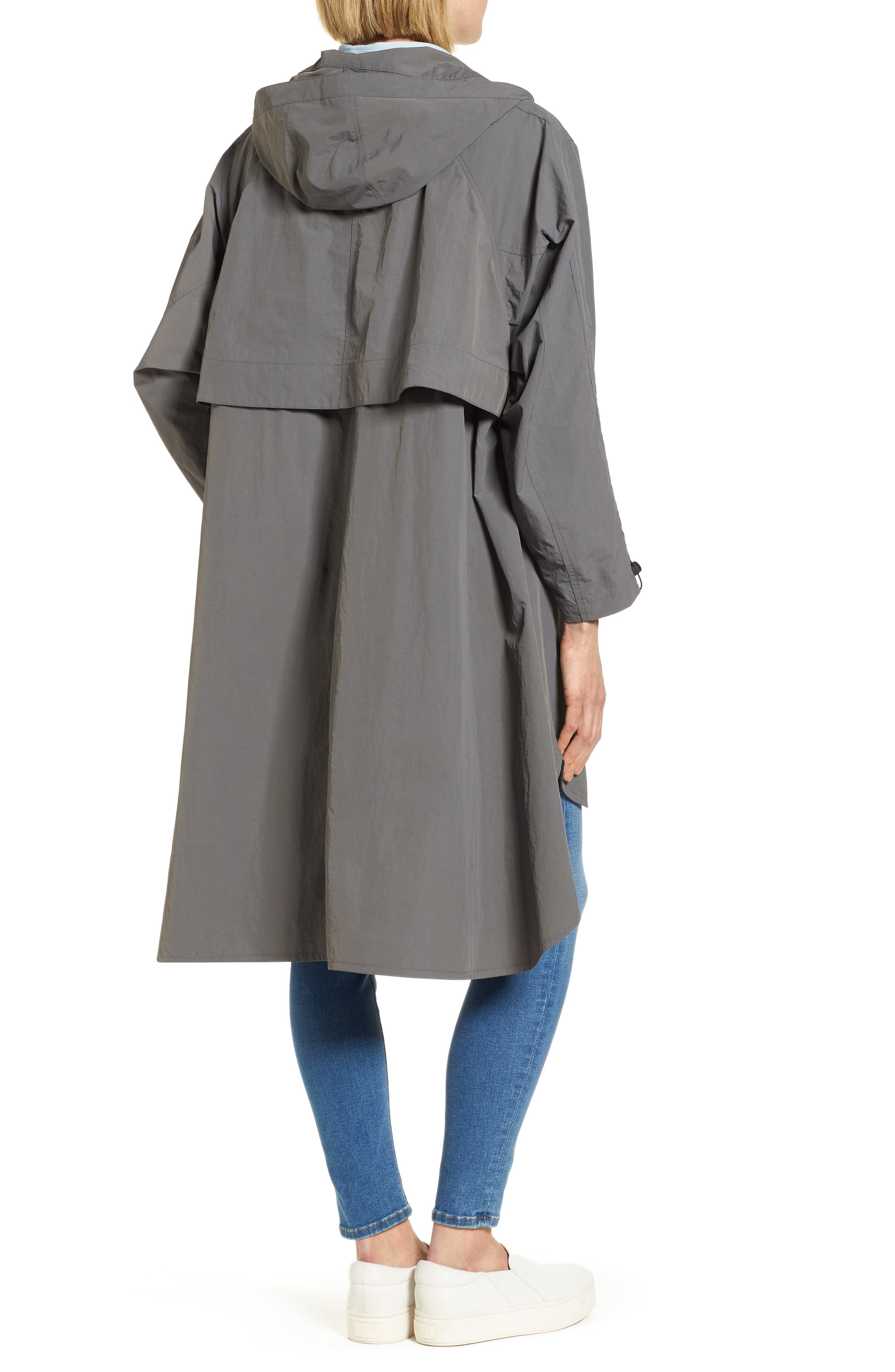 Florence Hooded Jacket,                             Alternate thumbnail 3, color,