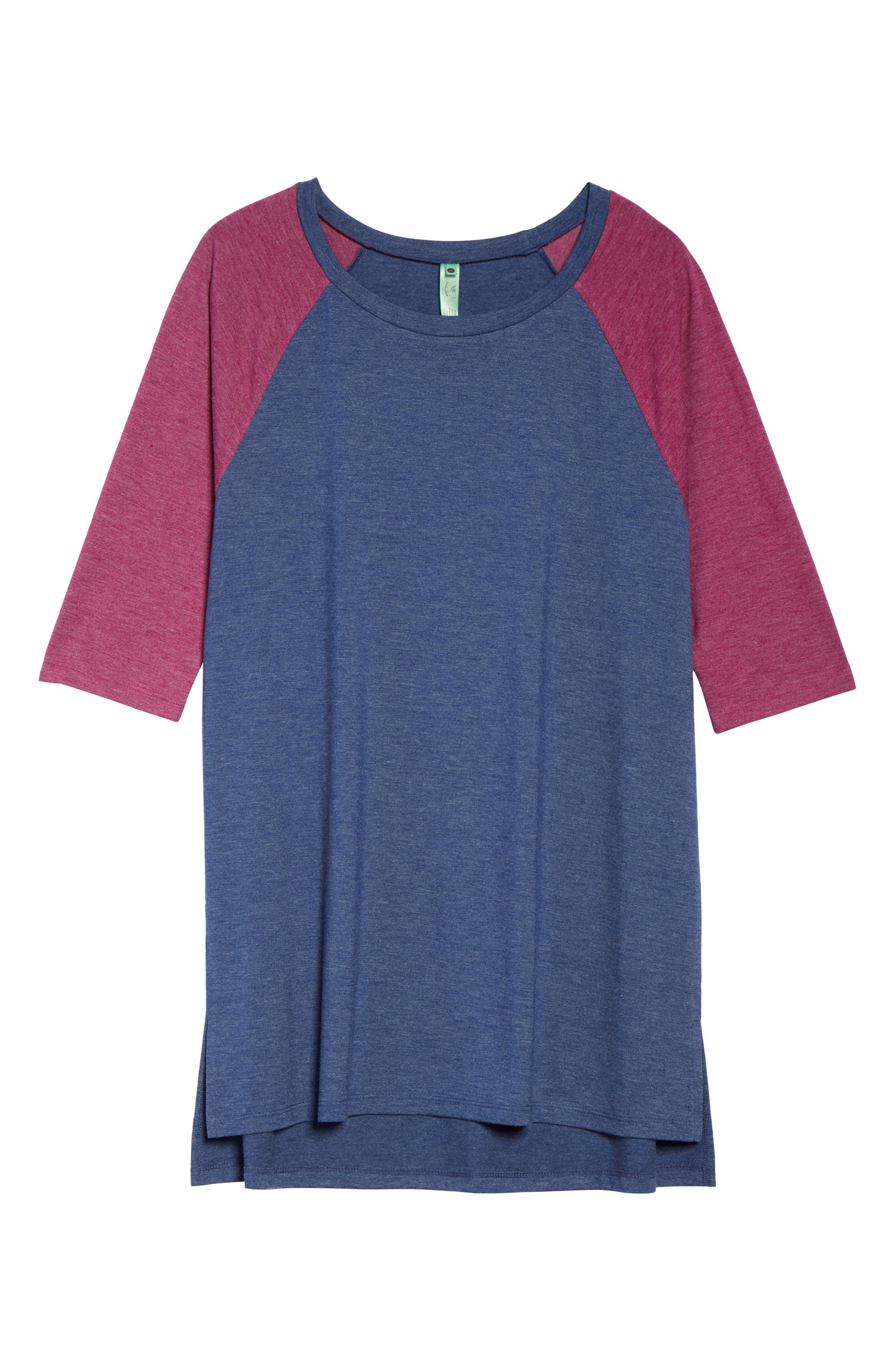 Honeydew All American Sleep Shirt,                             Alternate thumbnail 40, color,