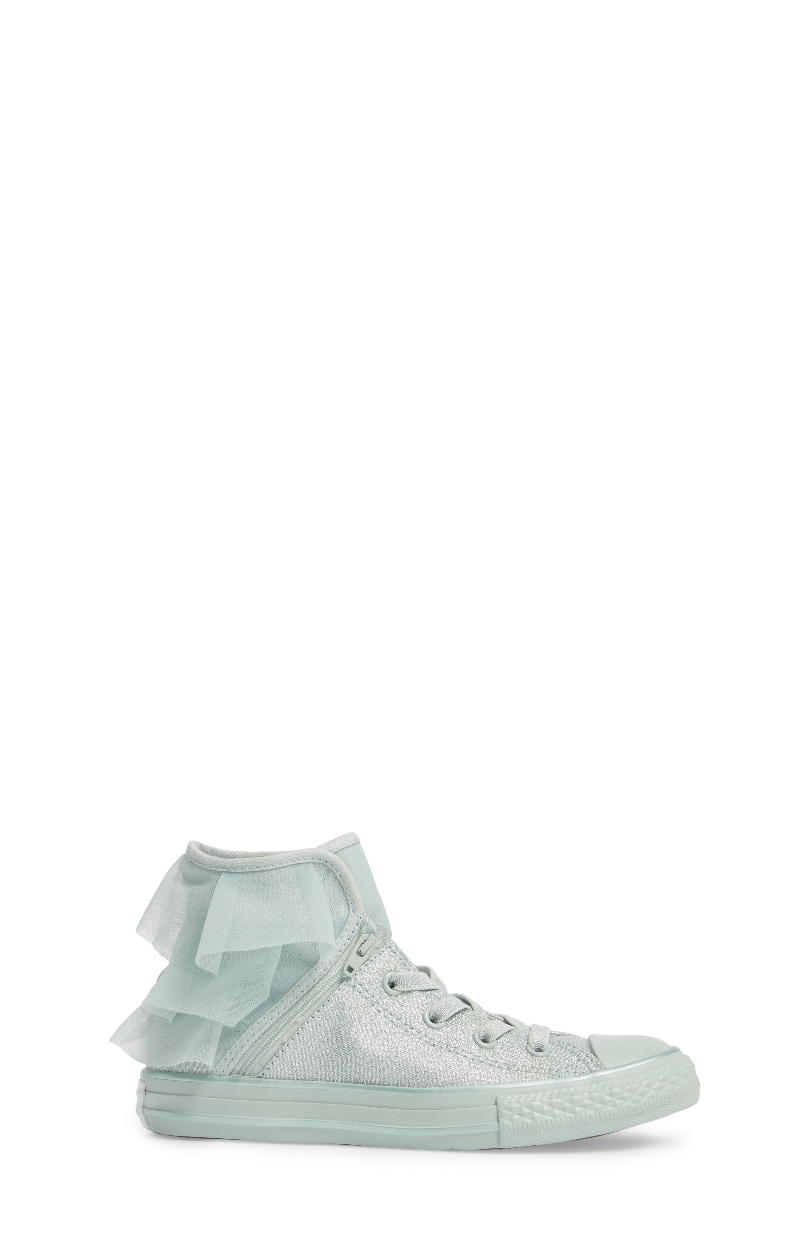 All Star<sup>®</sup> Mono Shine Party High Top Sneaker,                             Alternate thumbnail 3, color,