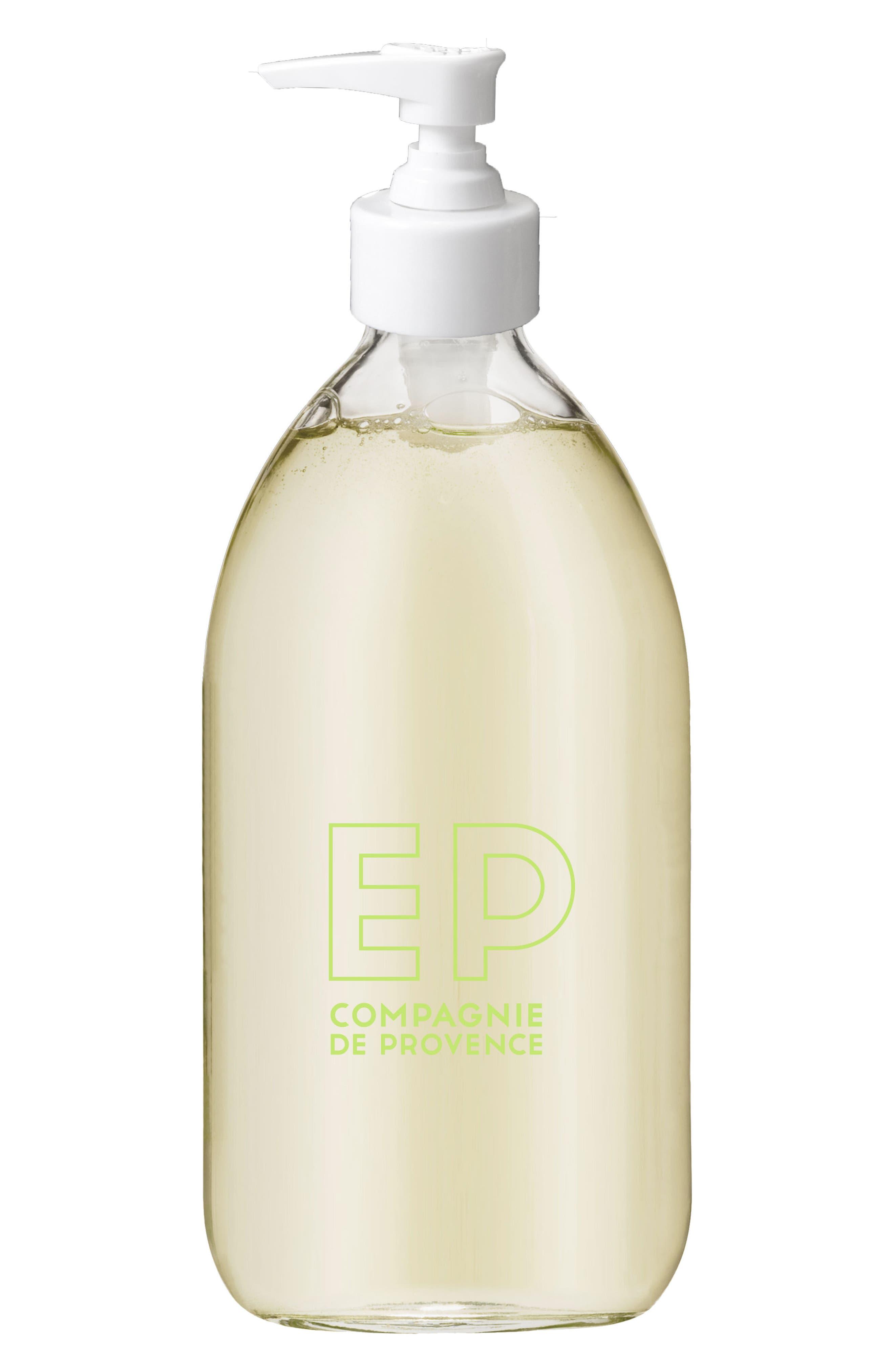 Fresh Verbena Liquid Marseille Soap,                             Alternate thumbnail 2, color,                             NO COLOR