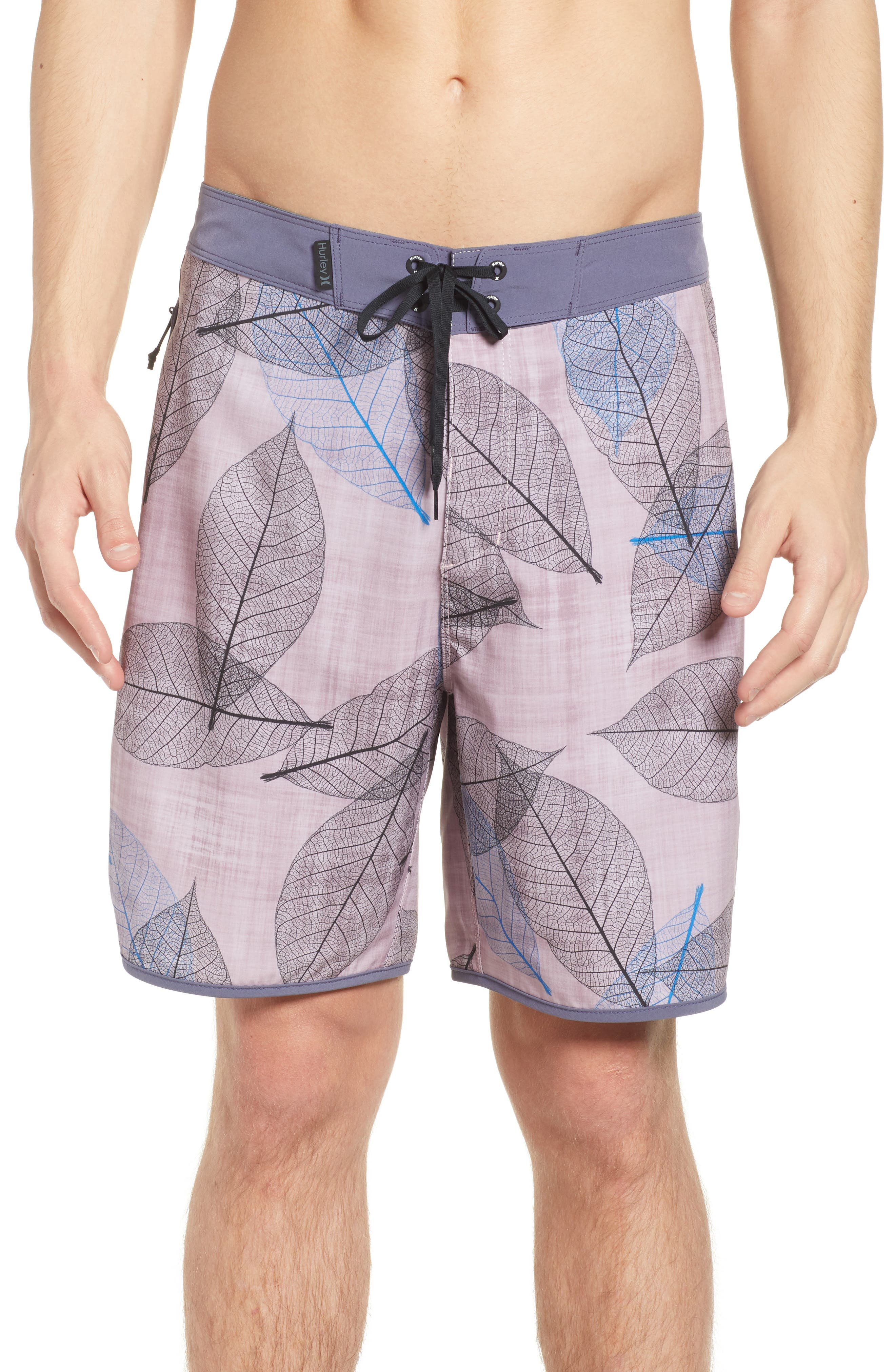 Phantom Foliage Board Shorts,                         Main,                         color,