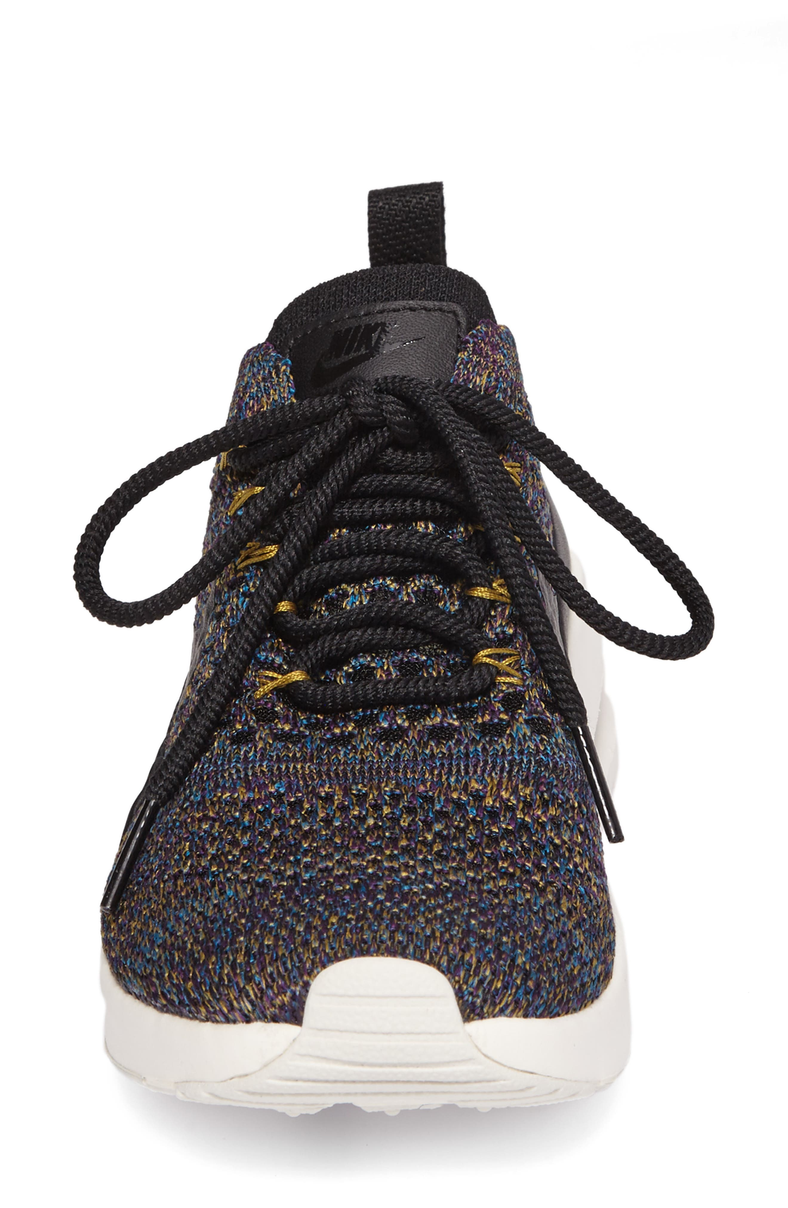 Air Max Thea Ultra Flyknit Sneaker,                             Alternate thumbnail 41, color,