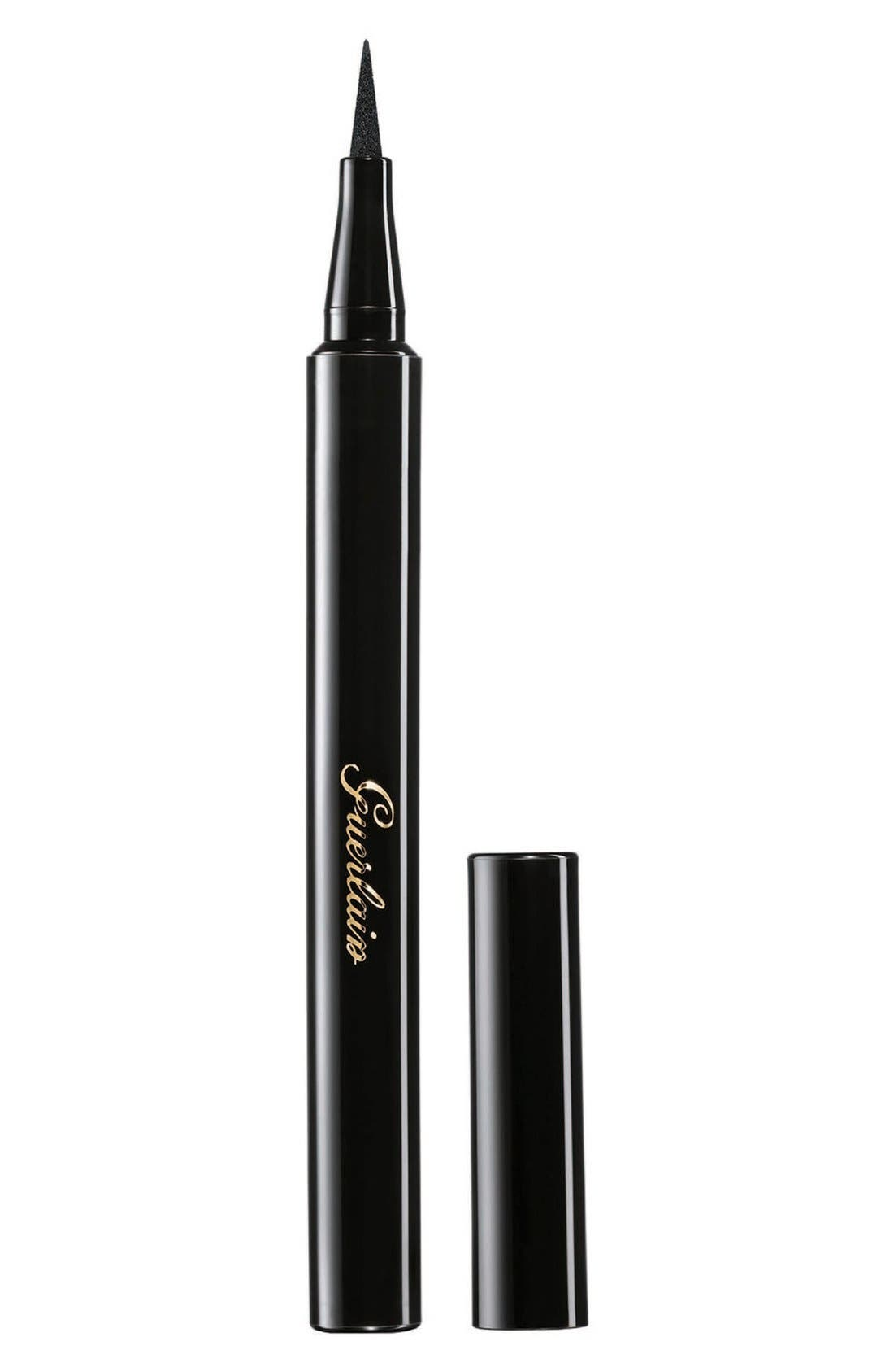 LArt du Trait Felt Eyeliner,                         Main,                         color, 01 NOIR