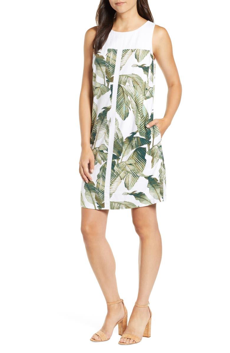 Tommy Bahama FIESTA PALMS SHIFT DRESS