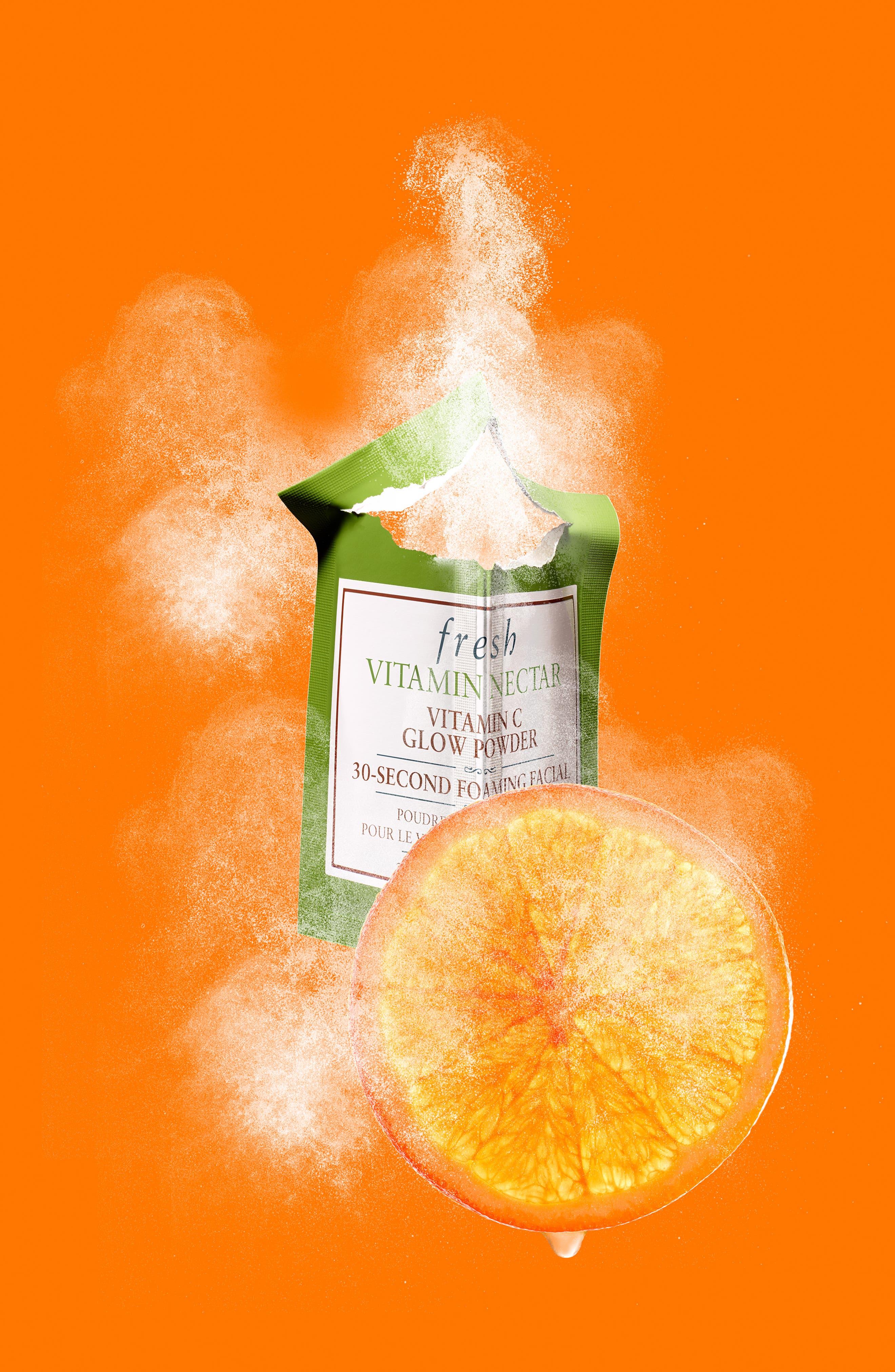 Vitamin Nectar Glow Powder,                             Alternate thumbnail 5, color,                             NO COLOR