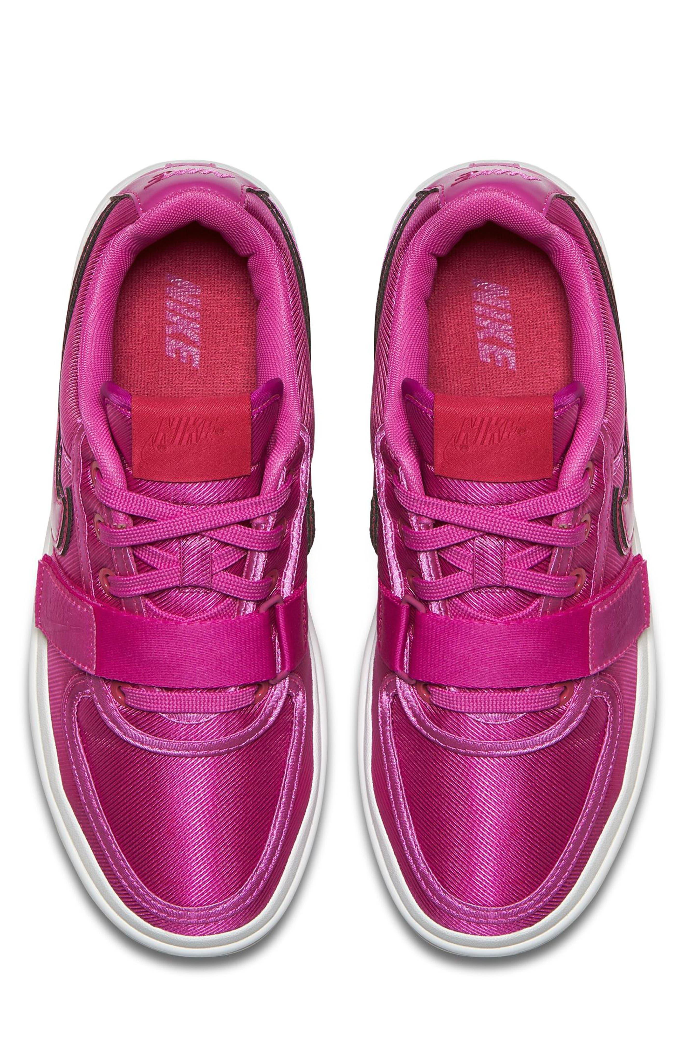 Vandal 2K Sneaker,                             Alternate thumbnail 4, color,                             HYPER MAGENTA/ SUMMIT/ FUCHSIA