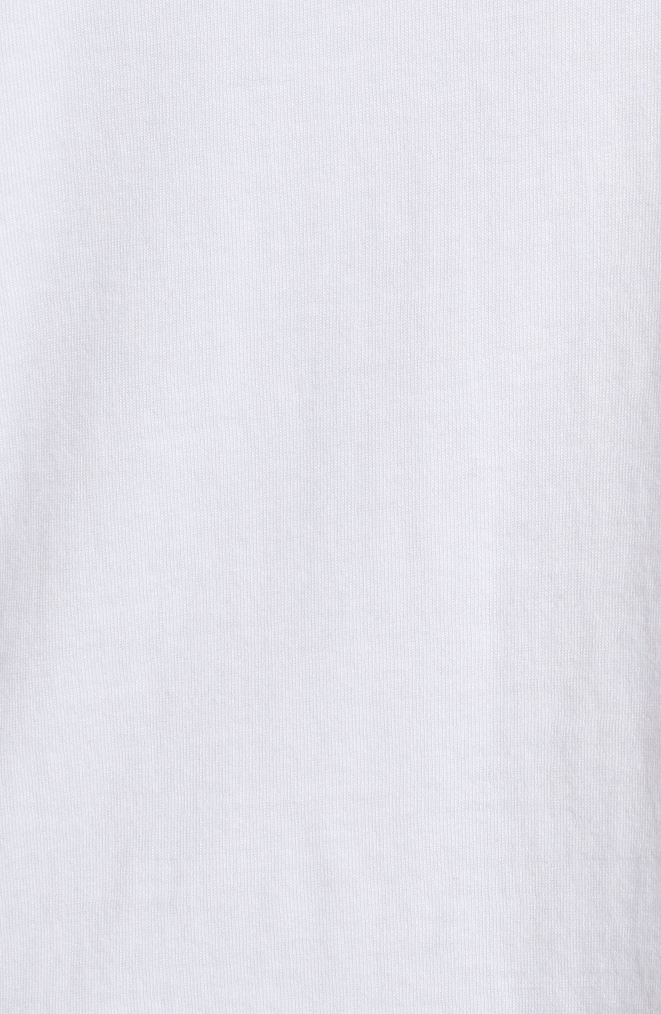 Painted Burgee Graphic Tee,                             Alternate thumbnail 5, color,                             100