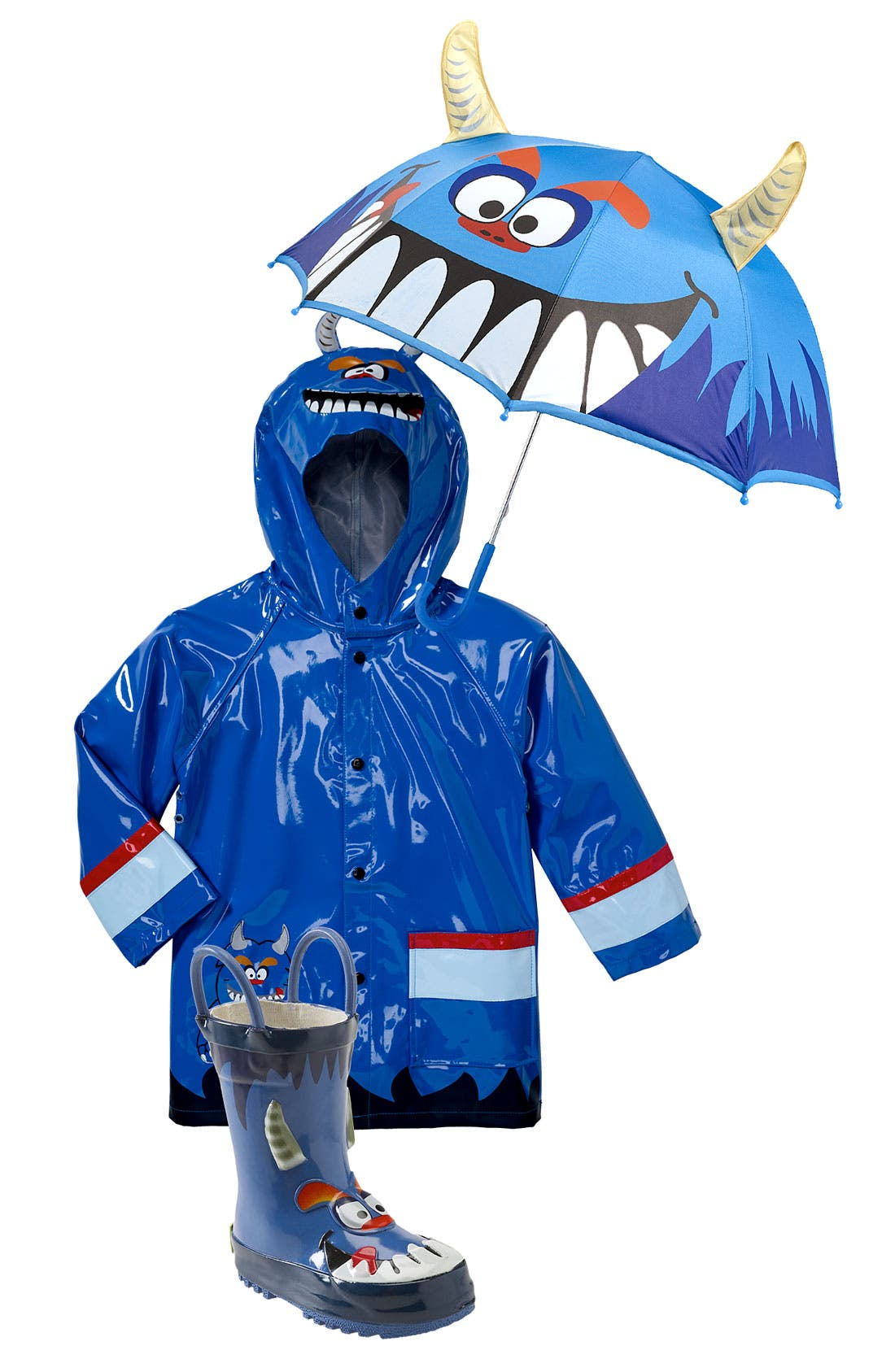 'Monster' Raincoat,                             Main thumbnail 2, color,
