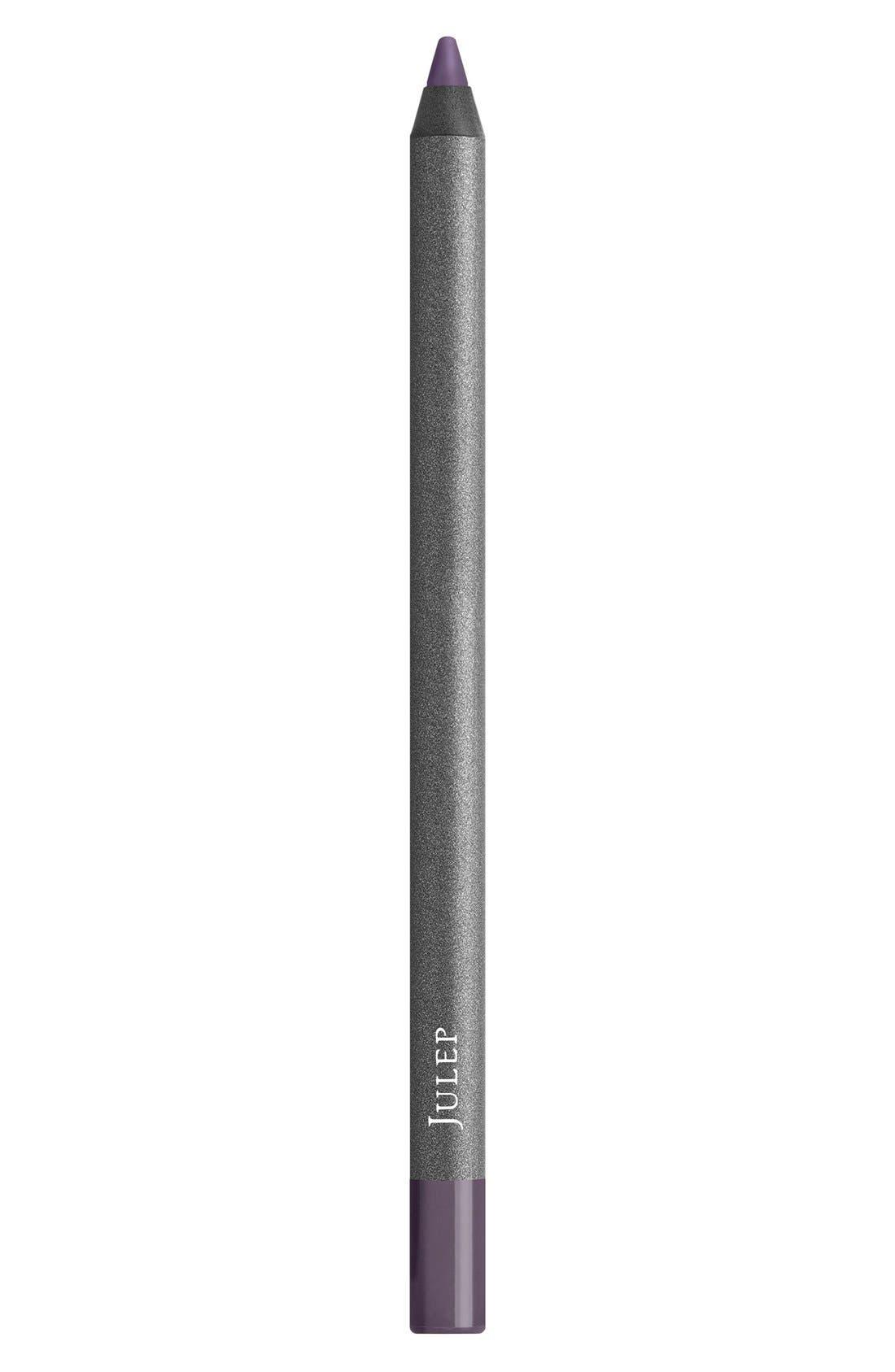 Julep(TM) When Pencil Met Gel Long-Lasting Eyeliner - Smoky Plum