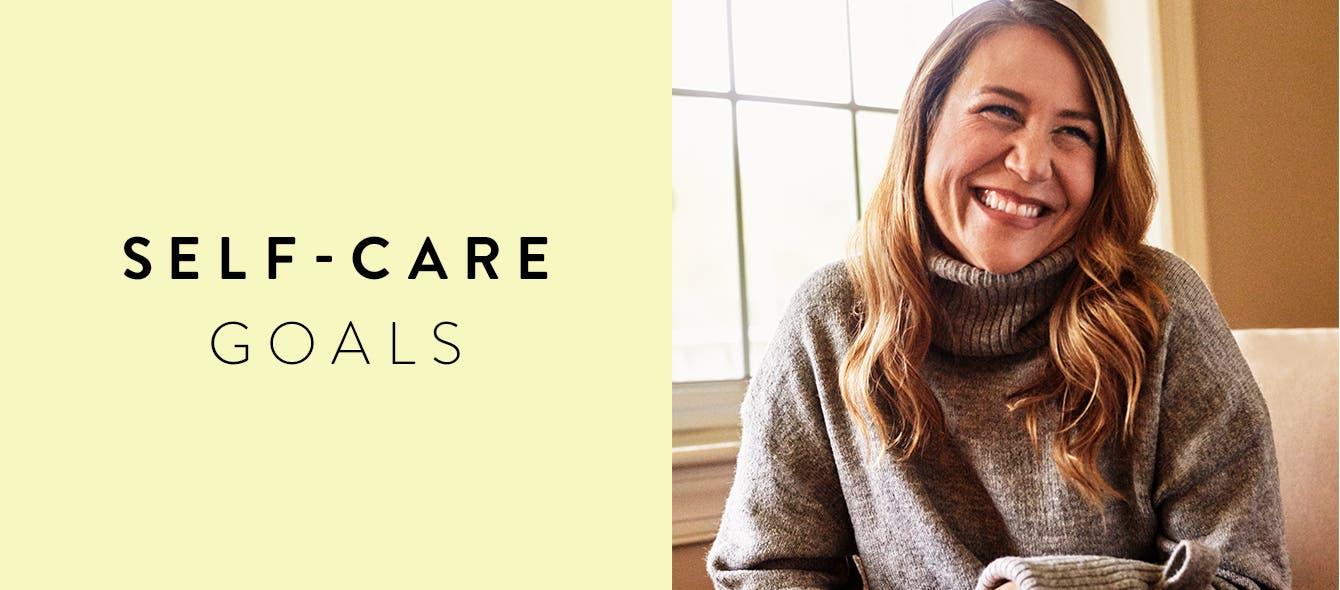 Self-Care Goals: Indie Lee.