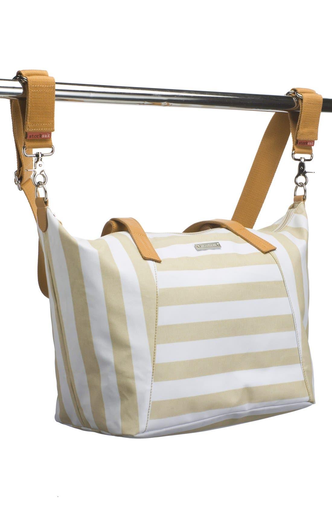 'Noa' Diaper Bag,                             Alternate thumbnail 7, color,                             250