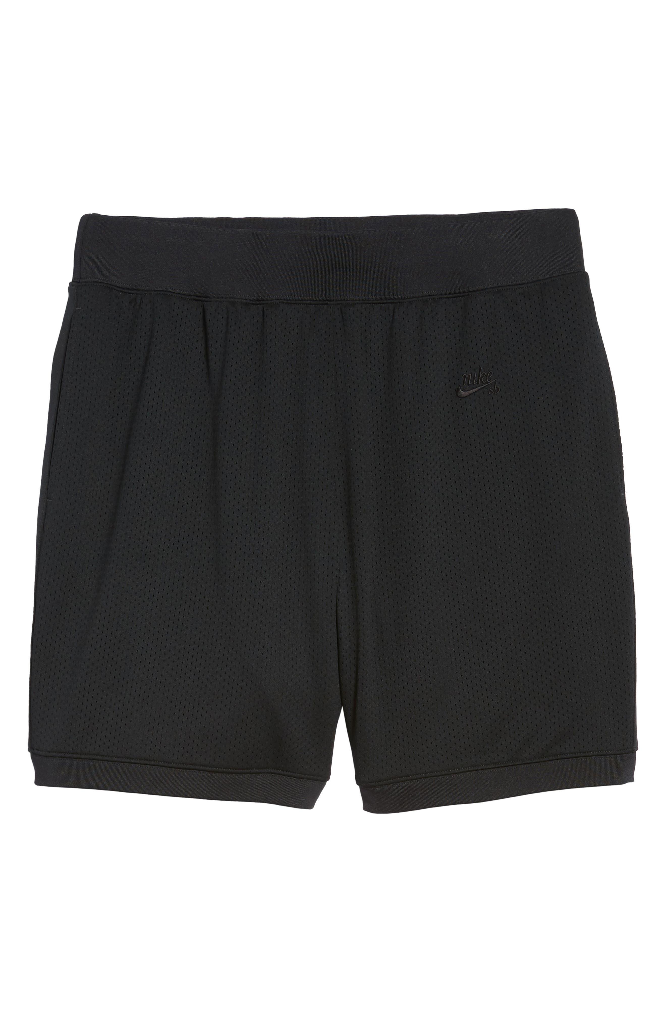 SB Dry Heritage Court Shorts,                             Alternate thumbnail 6, color,                             010